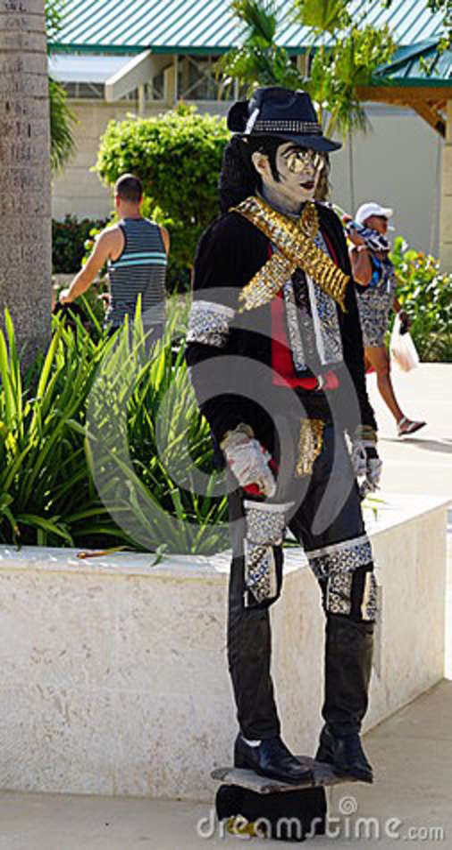 Imitador de Michael Jackson, La Romana, República Dominicana