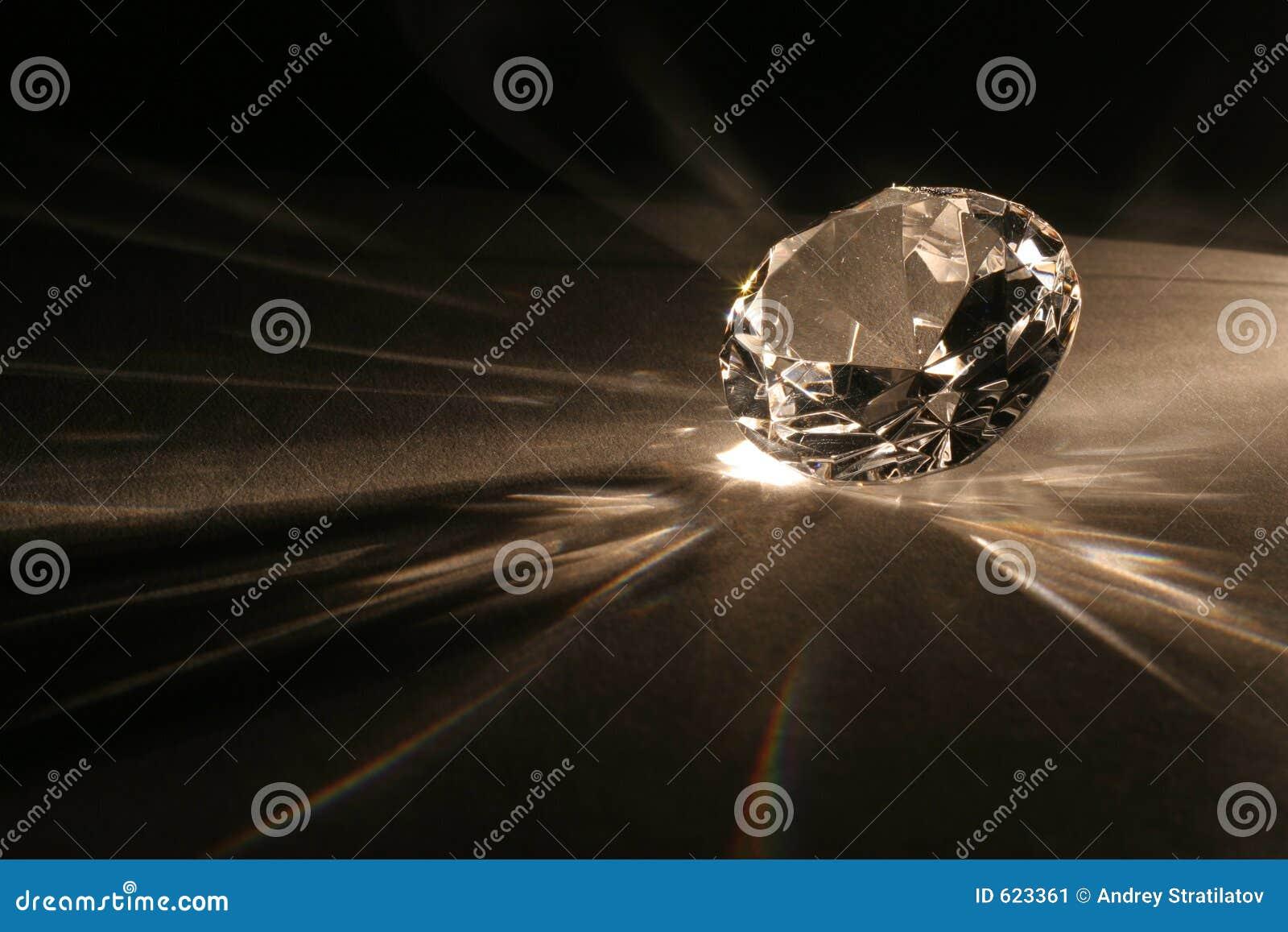 Imitatie van de diamant