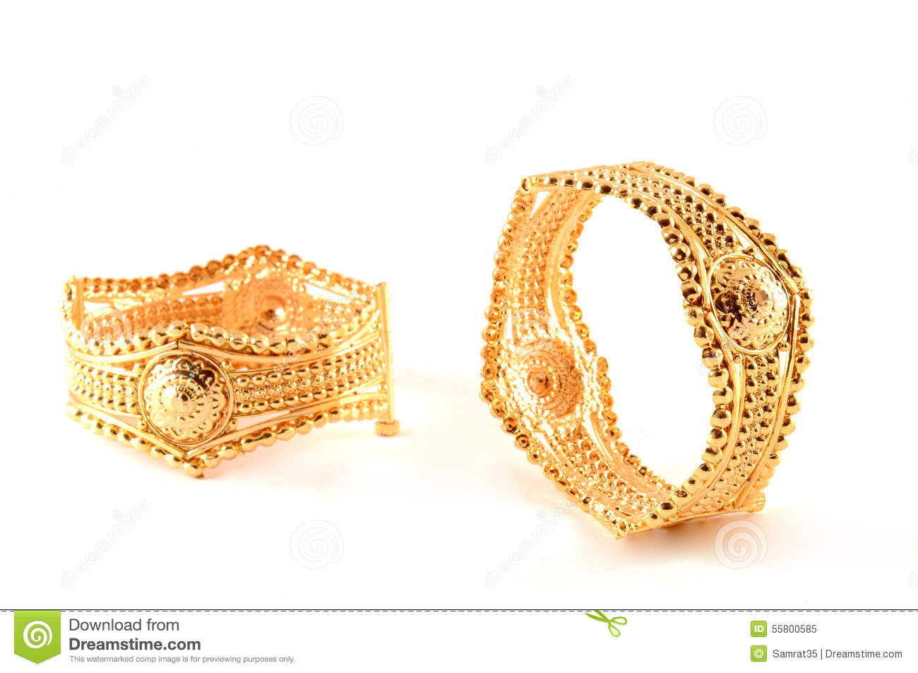 jewellery photo stock baby golden imitation fake shiny bracelets gold of image some metals made