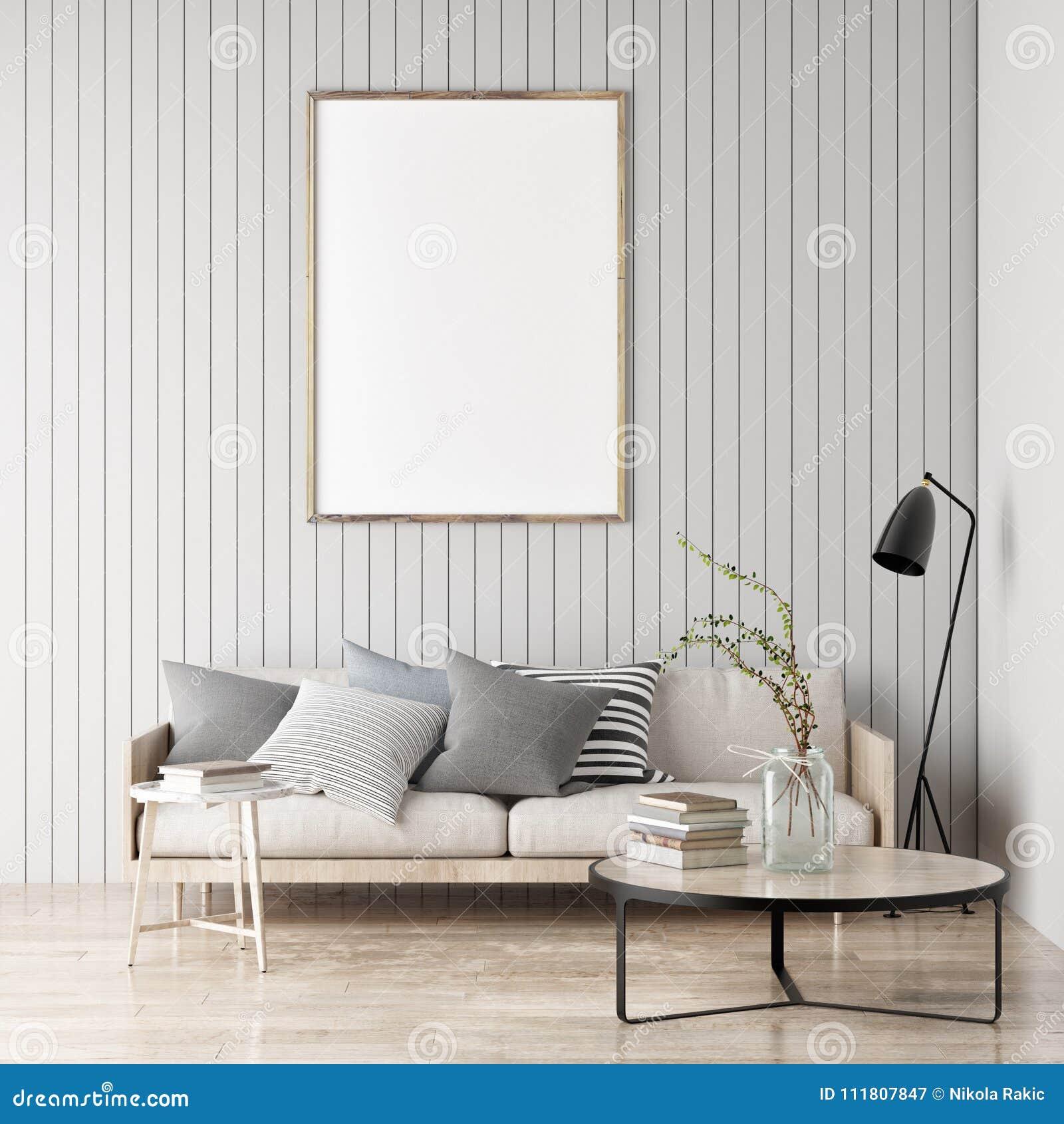 Imite encima del cartel, sitio escandinavo, sus ilustraciones aquí, encendido