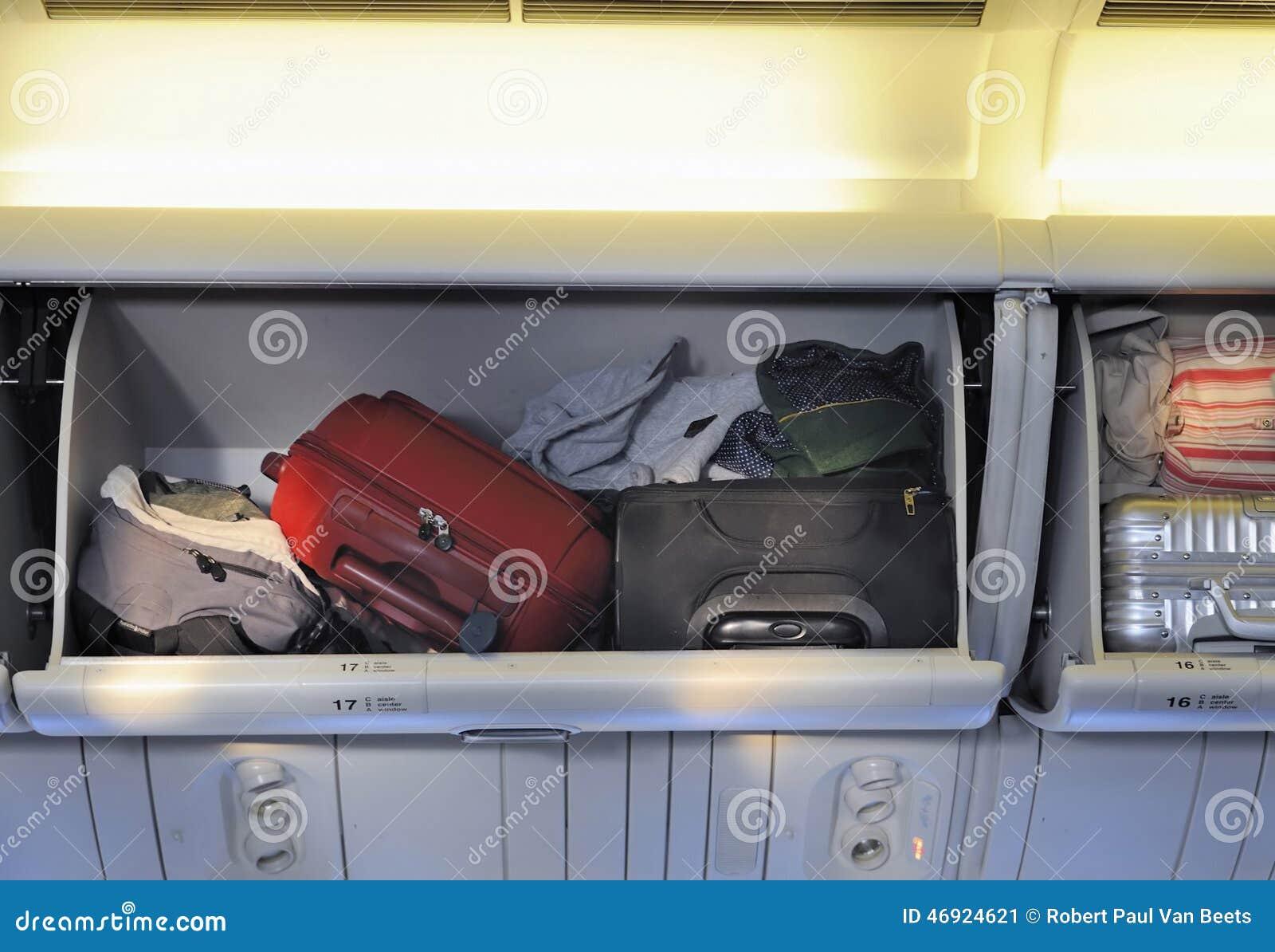 Immagazzinamento nei bagagli