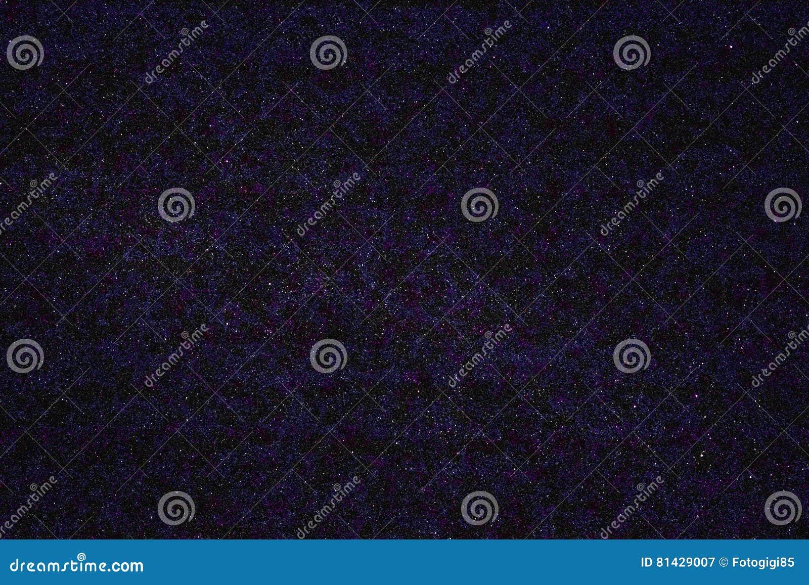 Immagine Di Sfondo Blu Viola Tema Stellare Luniverso E Luniverso