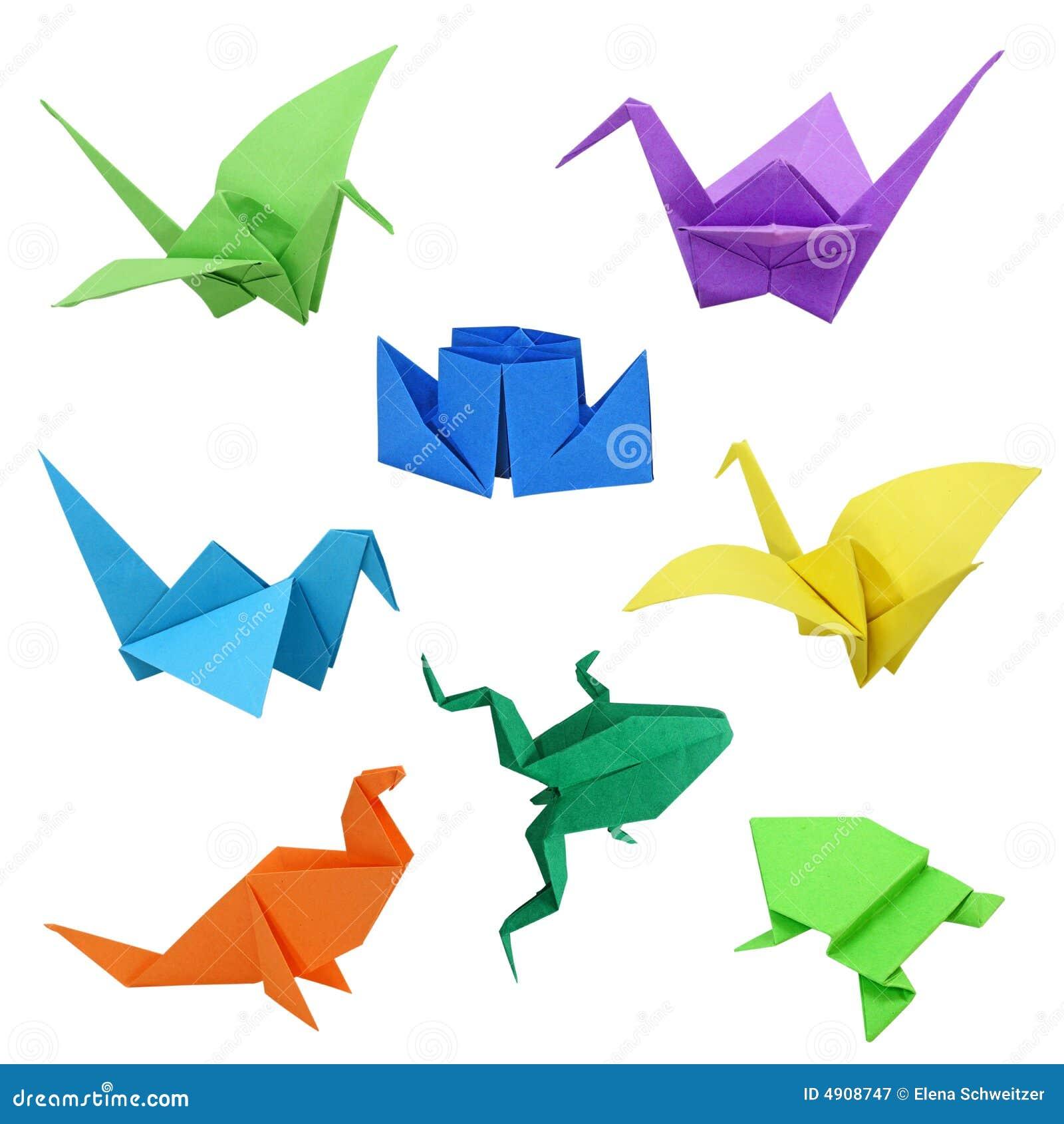 Immagini di origami fotografia stock libera da diritti for Disegni tradizionali giapponesi