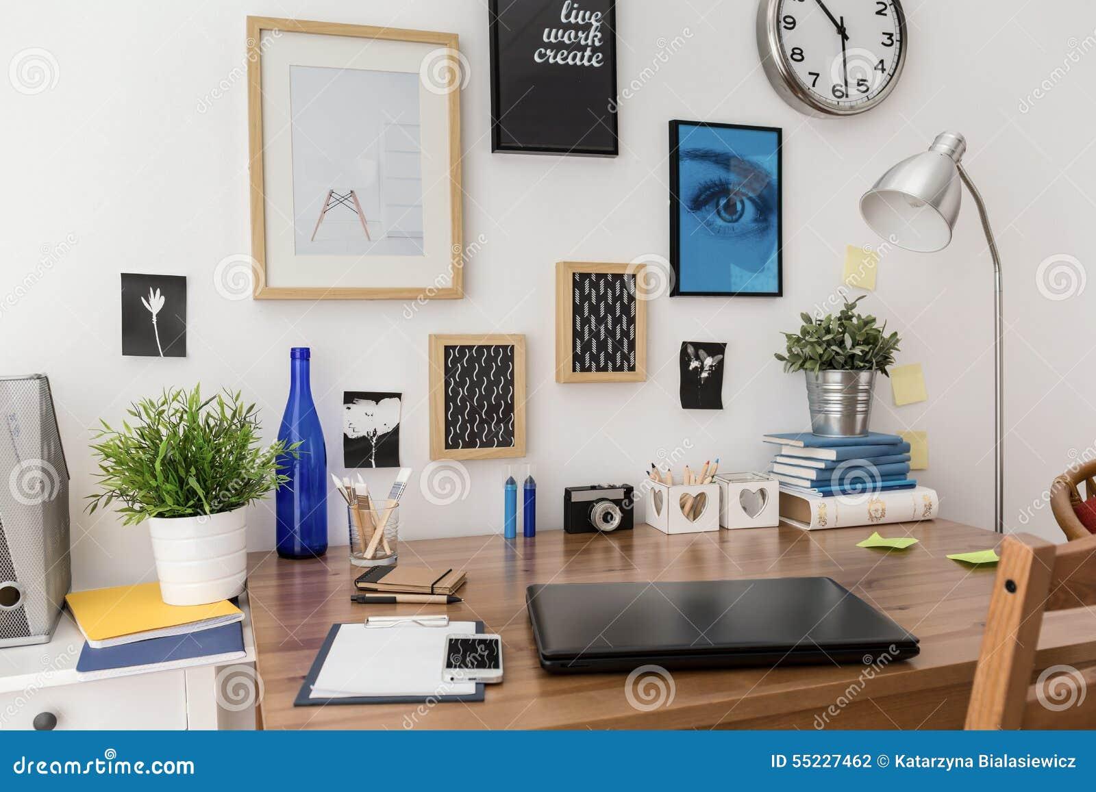 Immagini sopra lo scrittorio