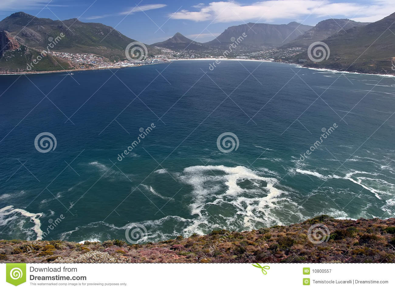 Immense Ocean Royalty Free Stock Photography - Image: 10800557