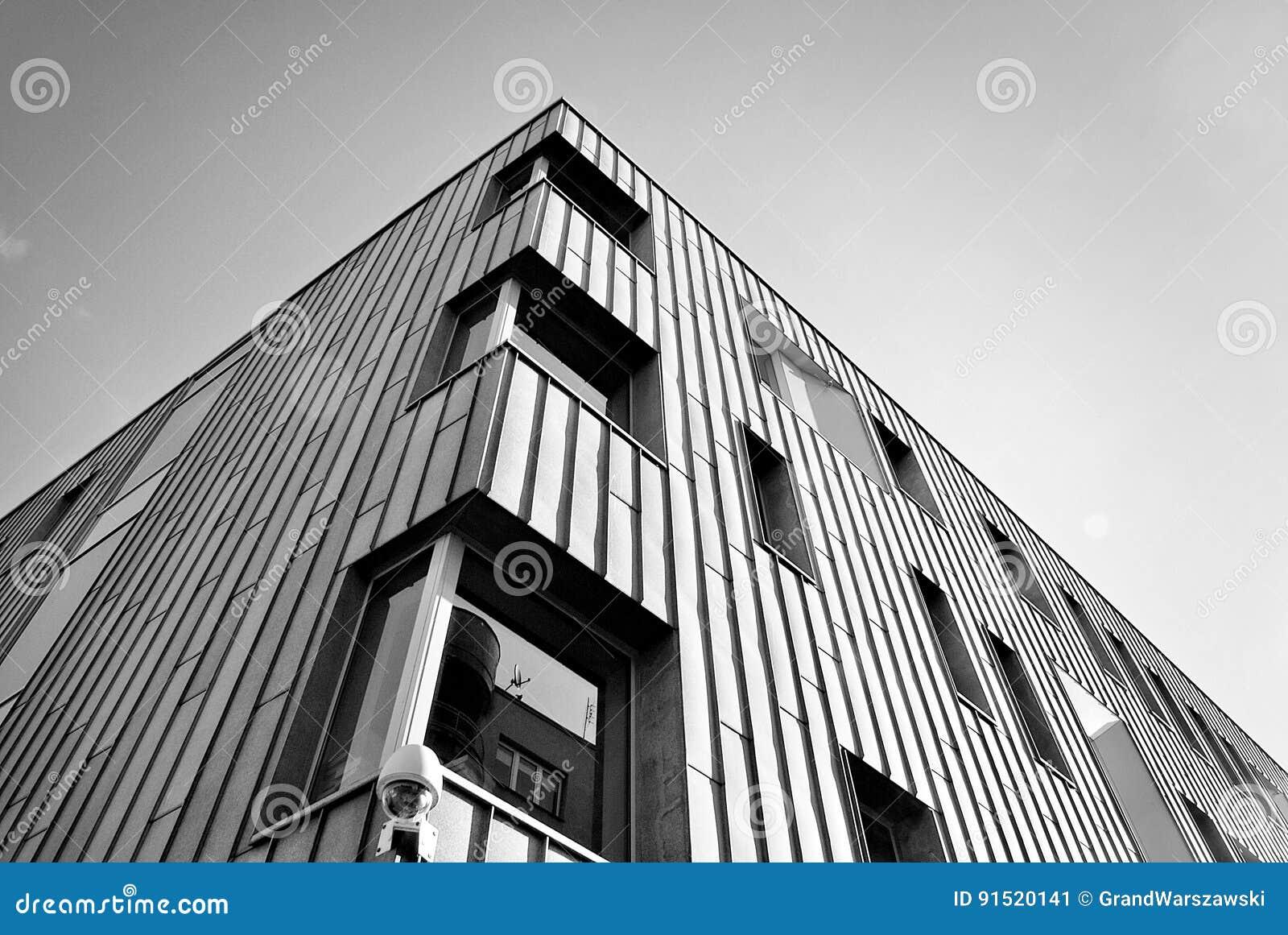 Immeuble de bureaux moderne rebecca image stock image du