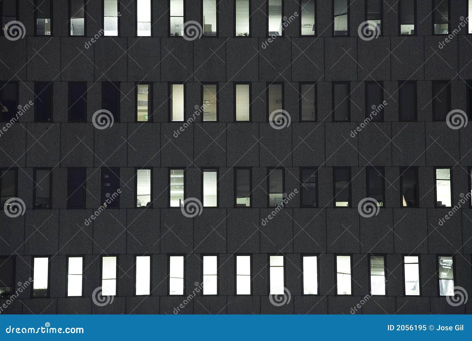 Immeuble de bureaux Windows 2