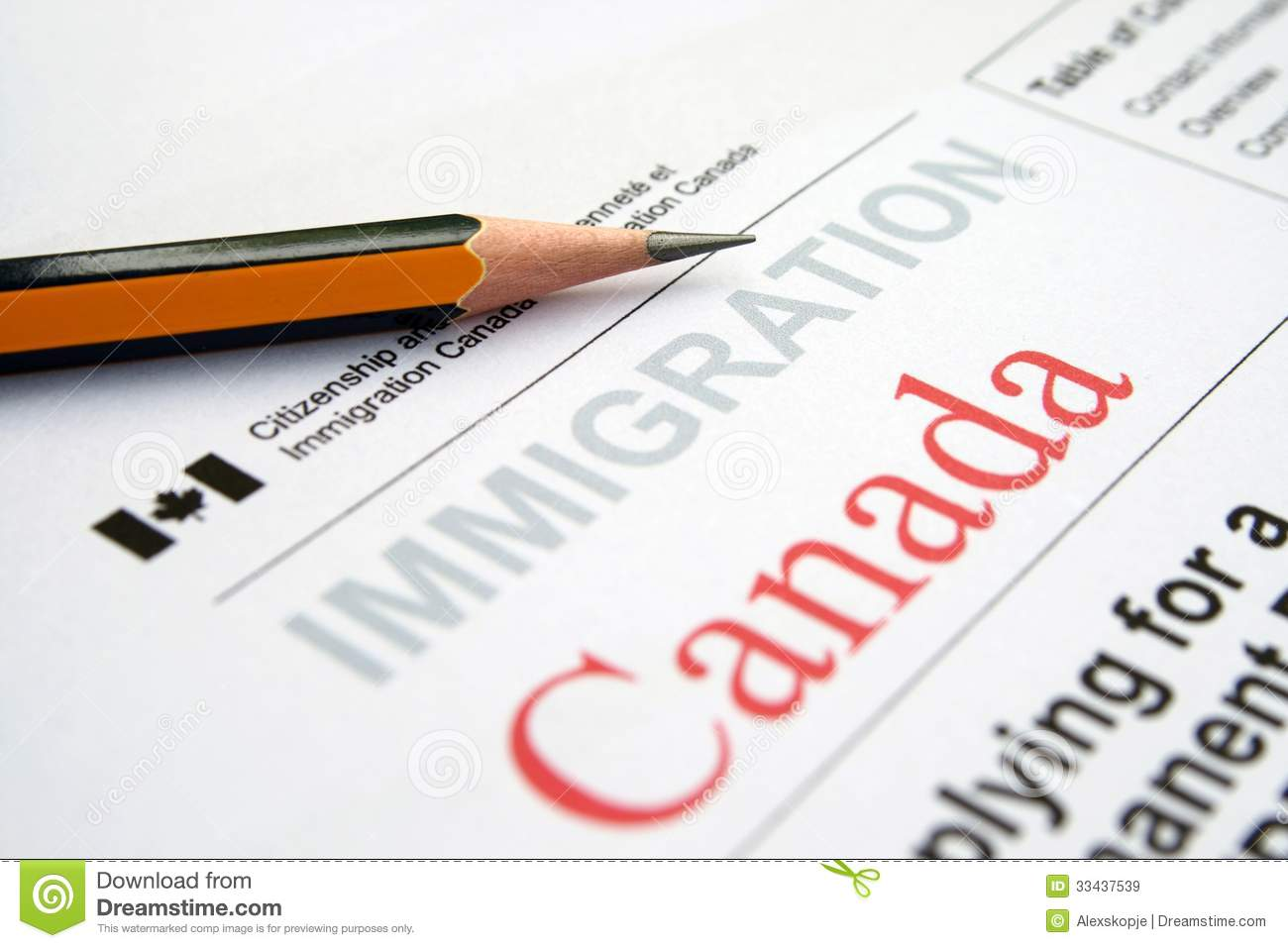 Apply for Canada PR Visa - Permanent Residency Visa Application
