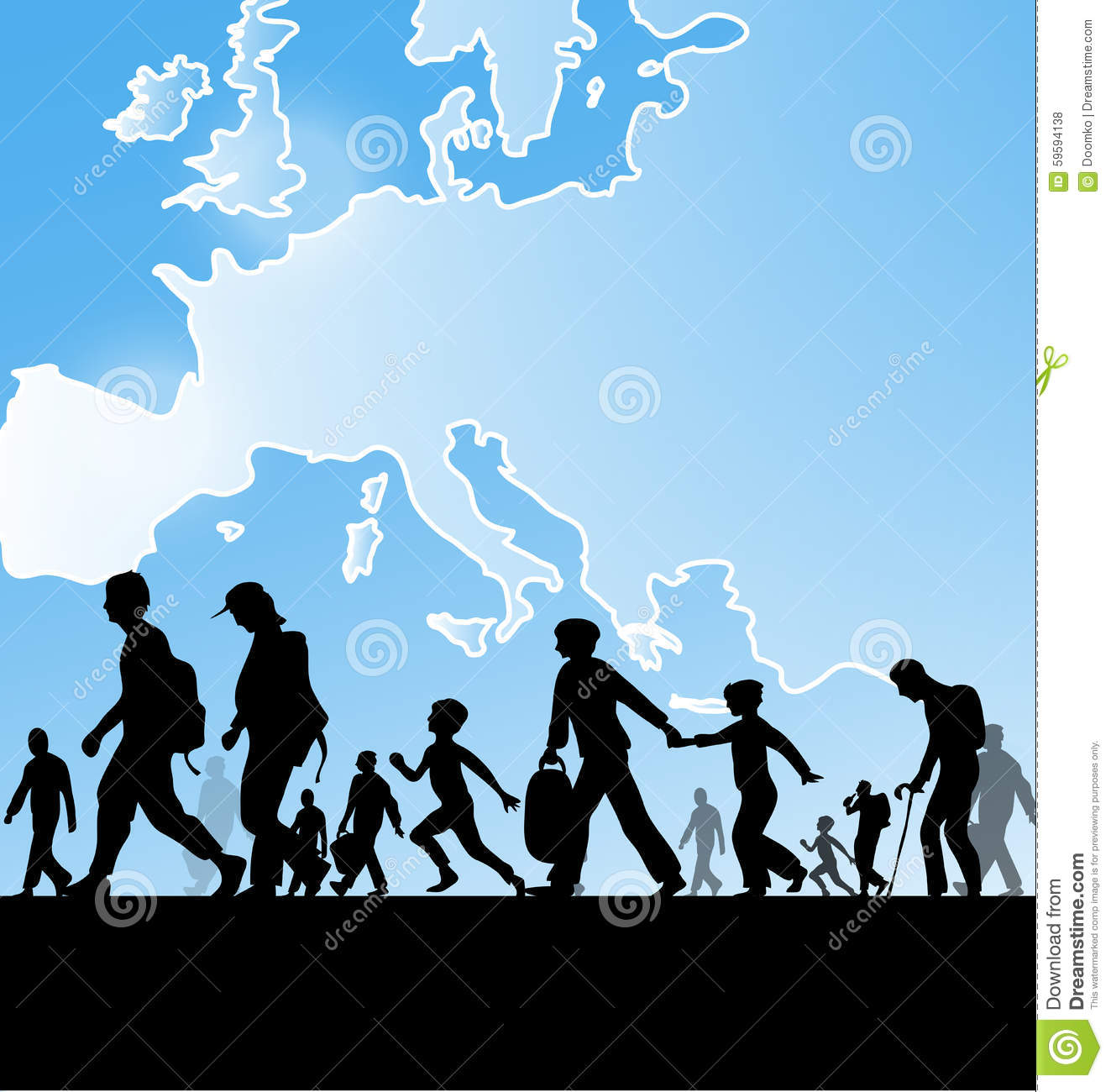 immigration and migration Read these insightful origins articles for more on migration around the world:  global migration and the americas us immigration policy and operation.