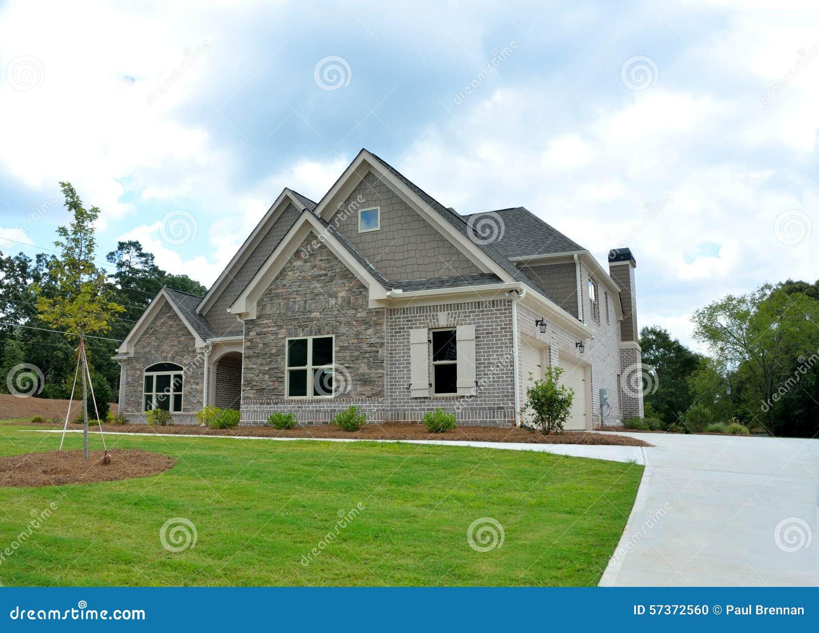 immobilien bogart georgia stockfoto bild 57372560. Black Bedroom Furniture Sets. Home Design Ideas