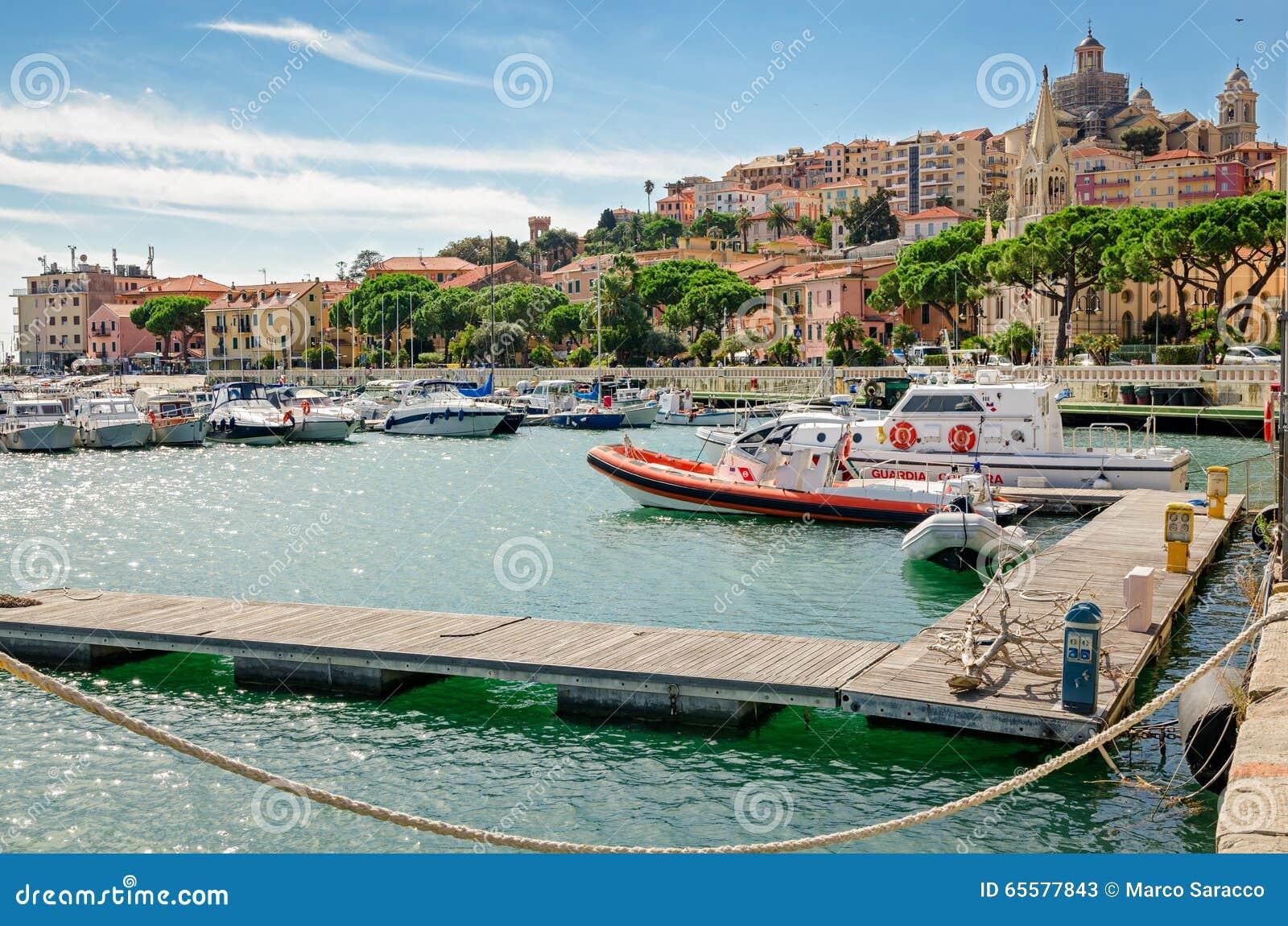 Impérios Porto Maurizio (Liguria Itália)