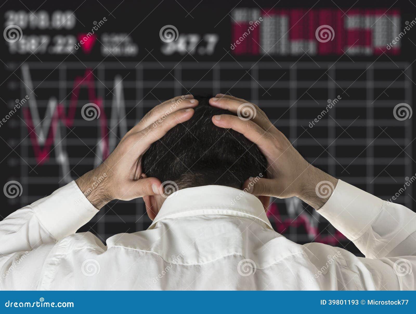 Impacto de mercado de valores de ação