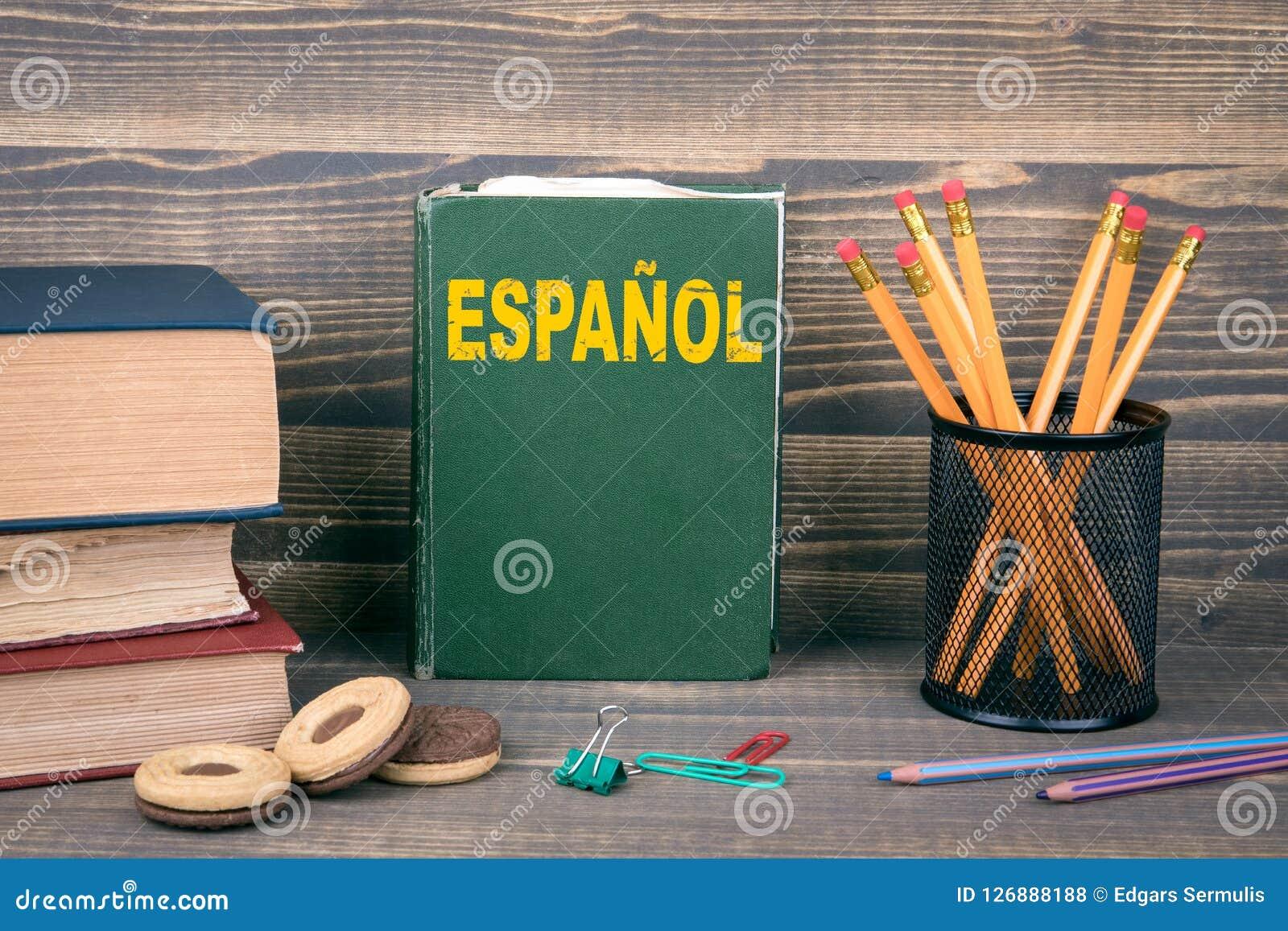 Impari il concetto spagnolo