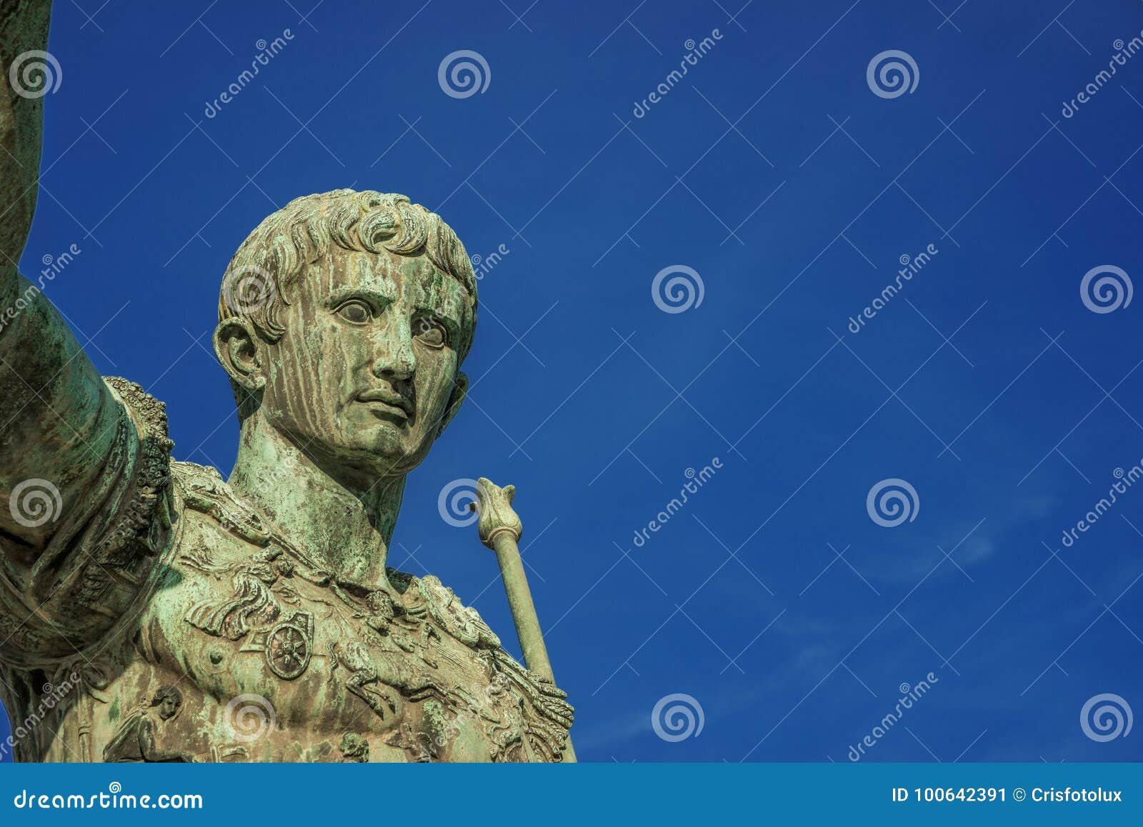 Imperador de Augustus de Roma