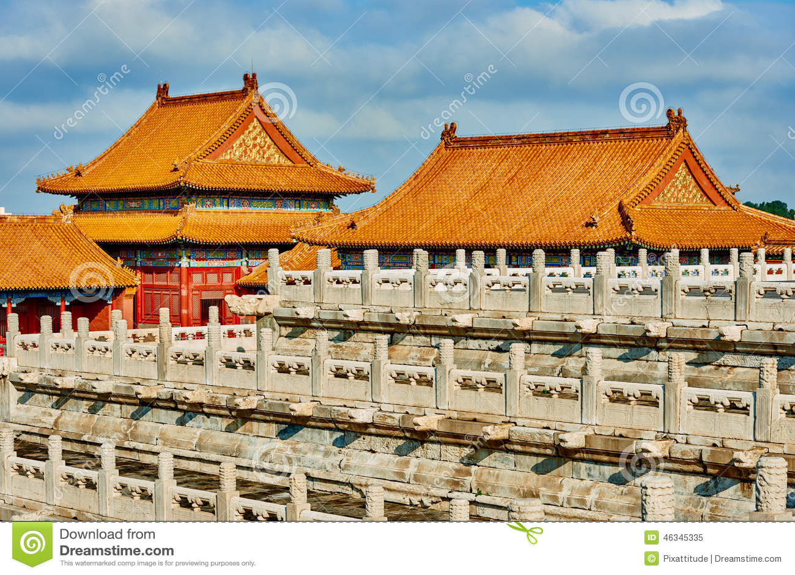 CHINA - CIRCA JANUARY 2014: Asia, China, Beijing ...  |Imperial Palace Forbidden City Beijing China