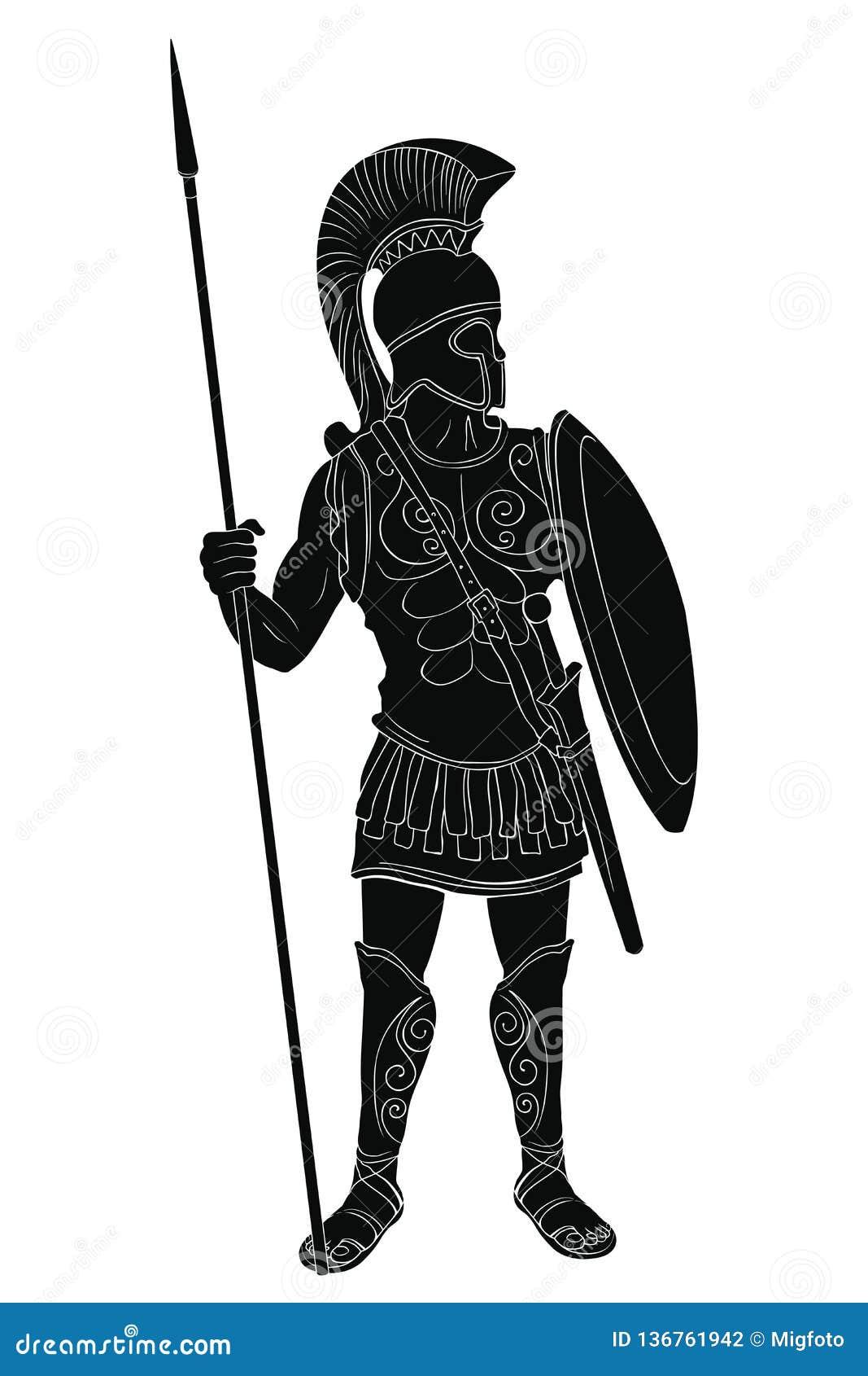 Imperium Rzymskie wojownik