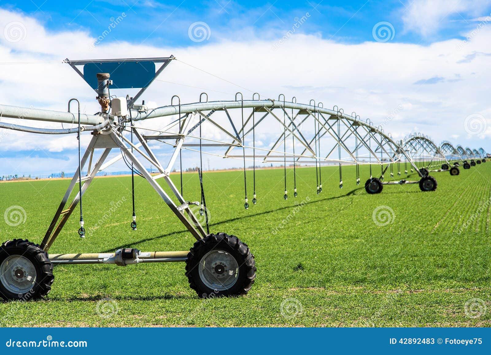 irrigatori per campi agricoli dispositivo arresto motori