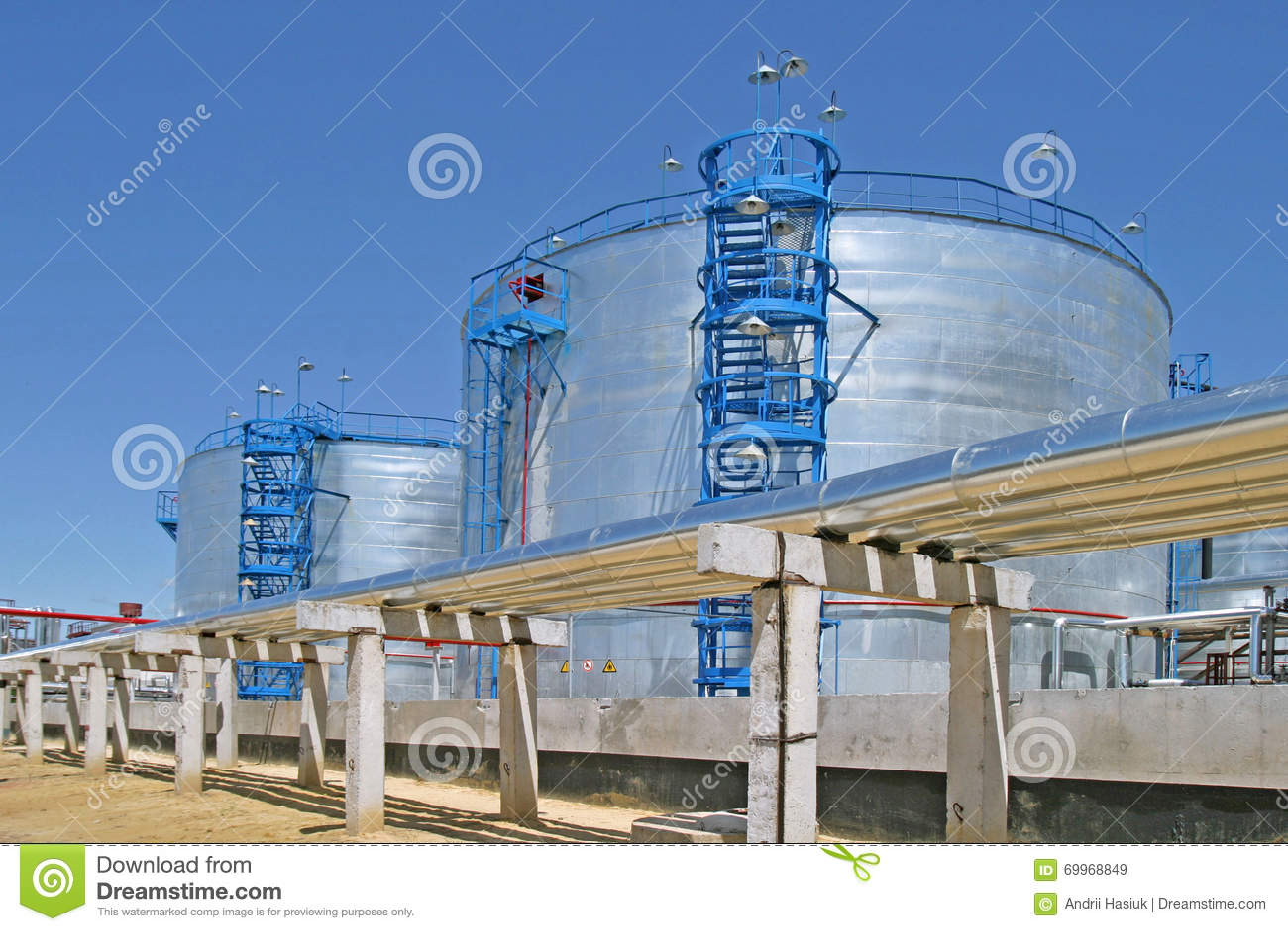 Impianto di lavorazione dell olio