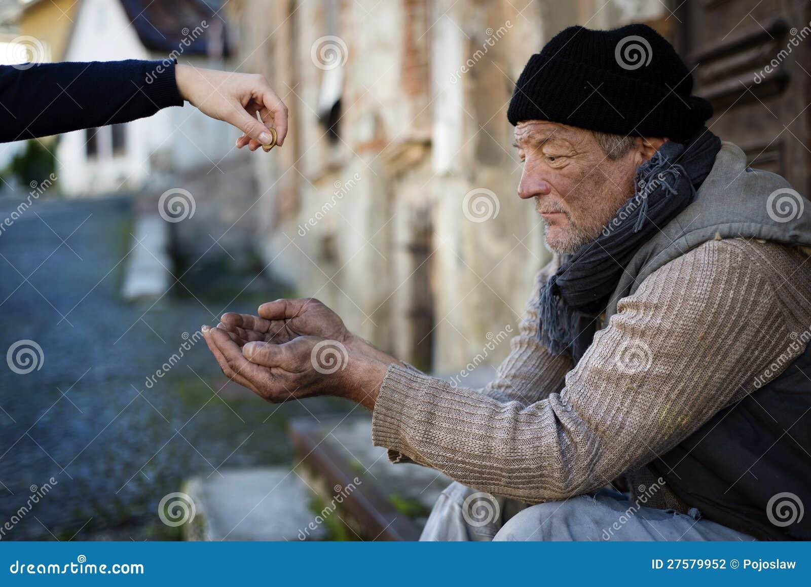 Implorando a mão