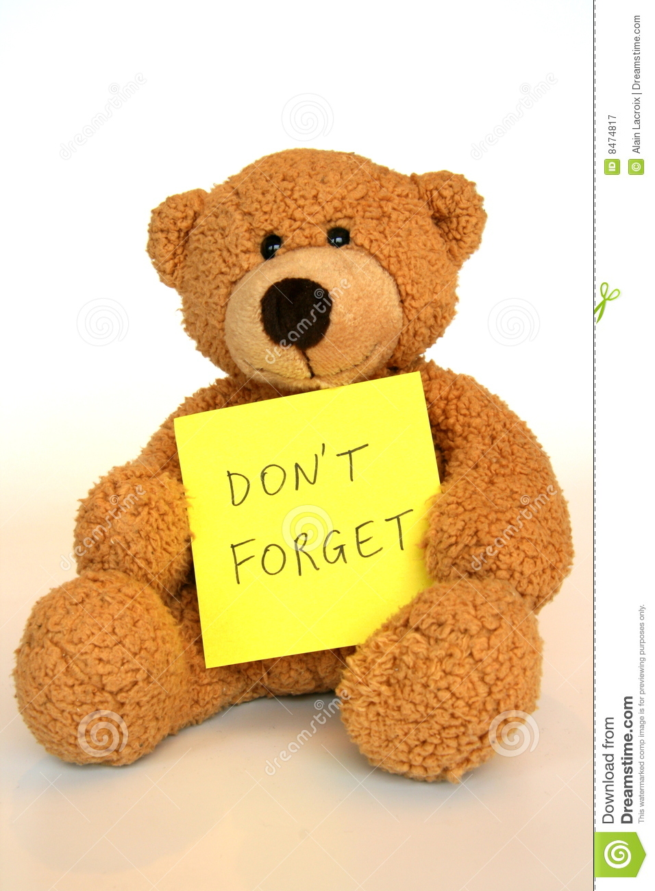 Important Message Royalty Free Stock Photography - Image: 8474817
