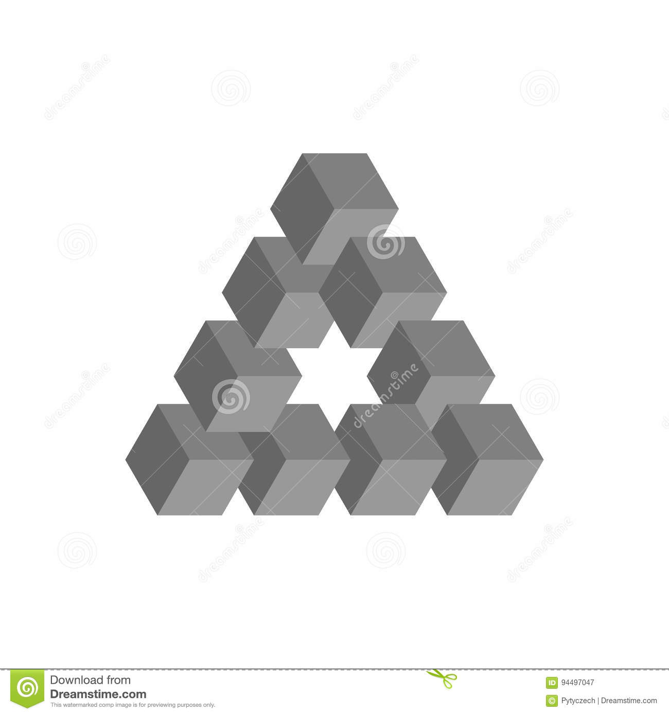 Triangle Background png download - 700*604 - Free Transparent Penrose  Triangle png Download. - CleanPNG / KissPNG