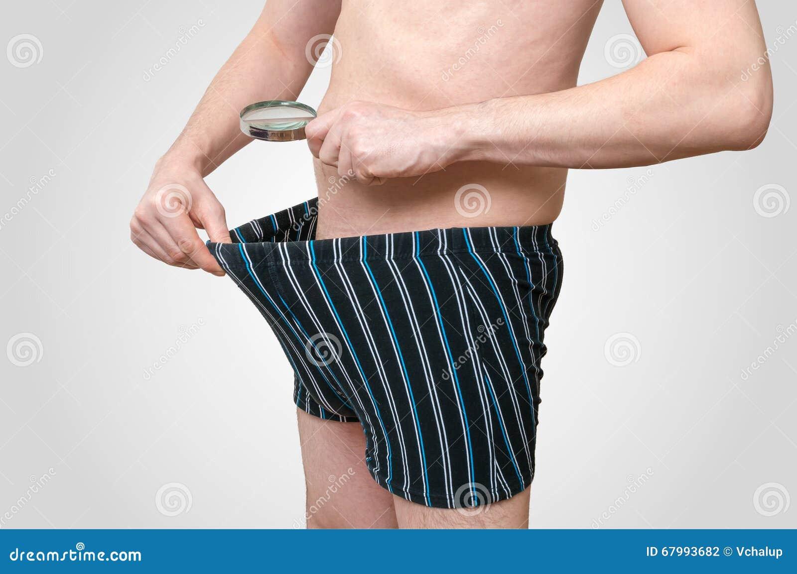 Beelden van mens penissen