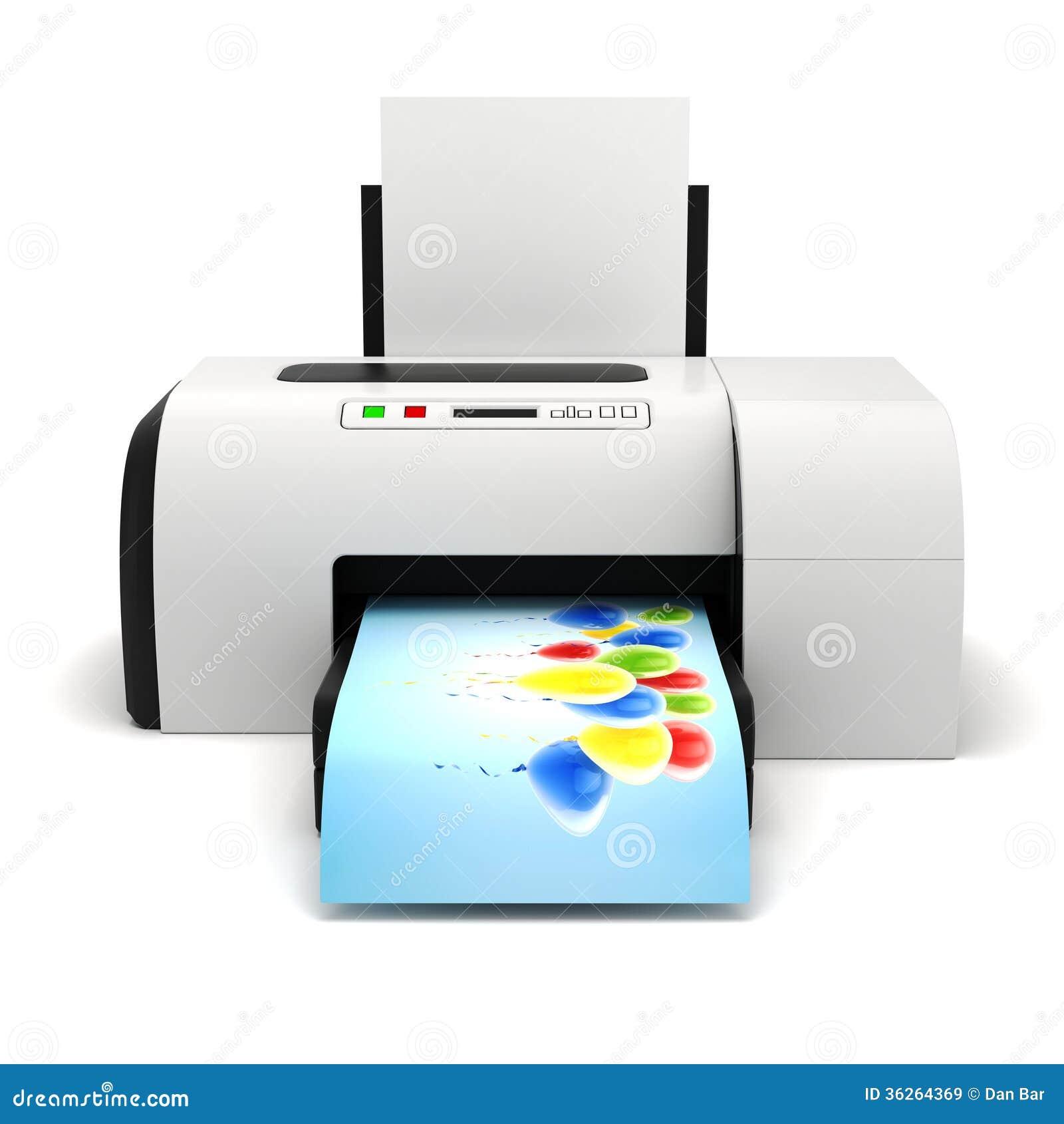 Impresora 3d y documentos