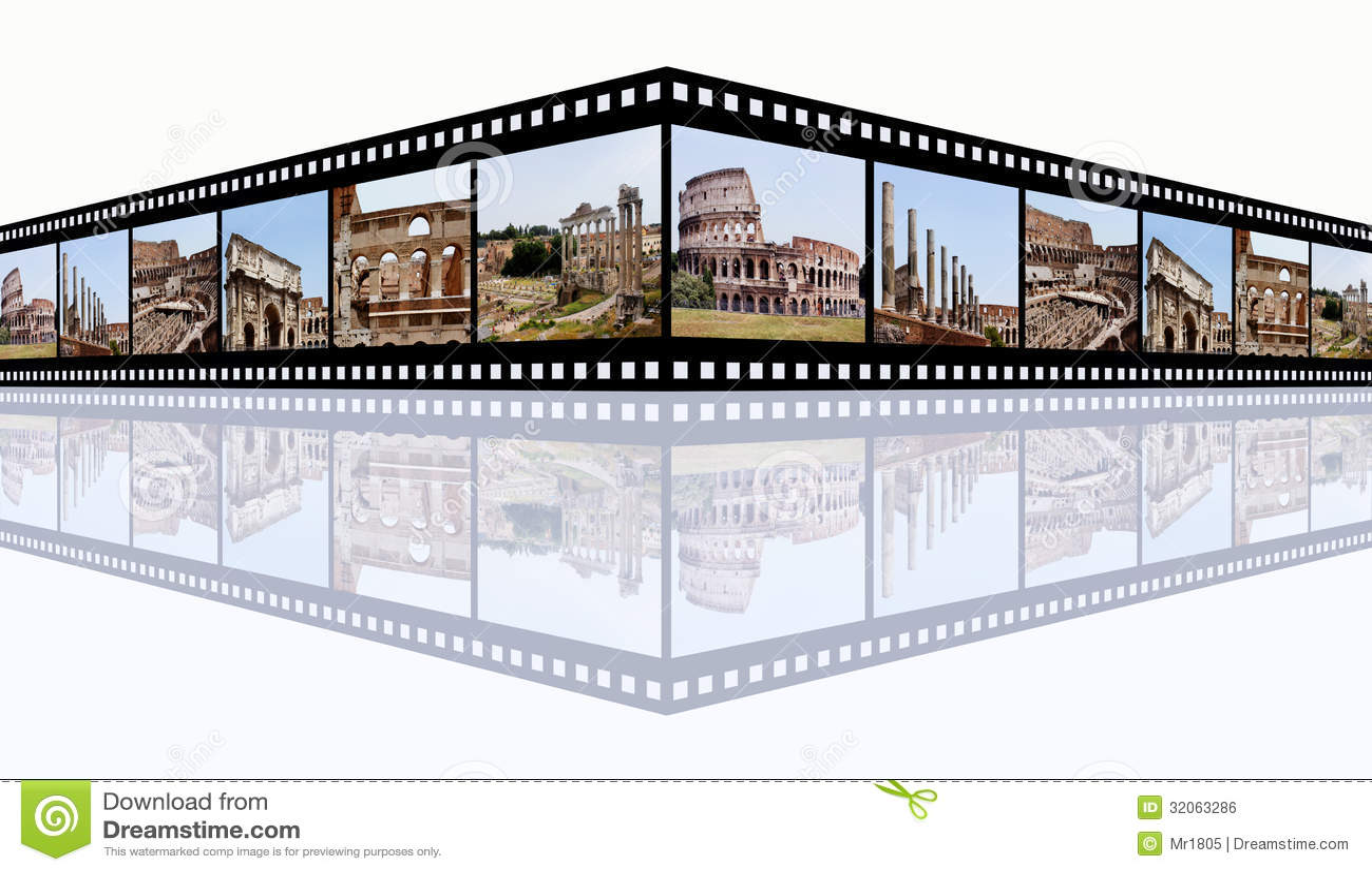 Impressões de Roma