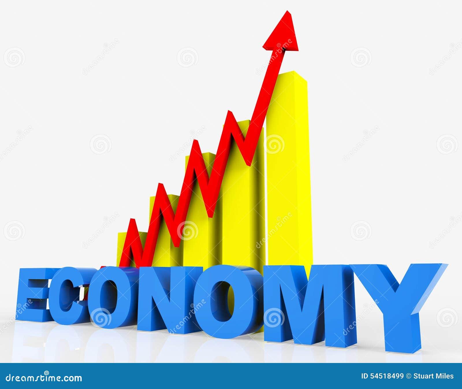 Improve Economy Shows Progress Report And Advance Stock ...