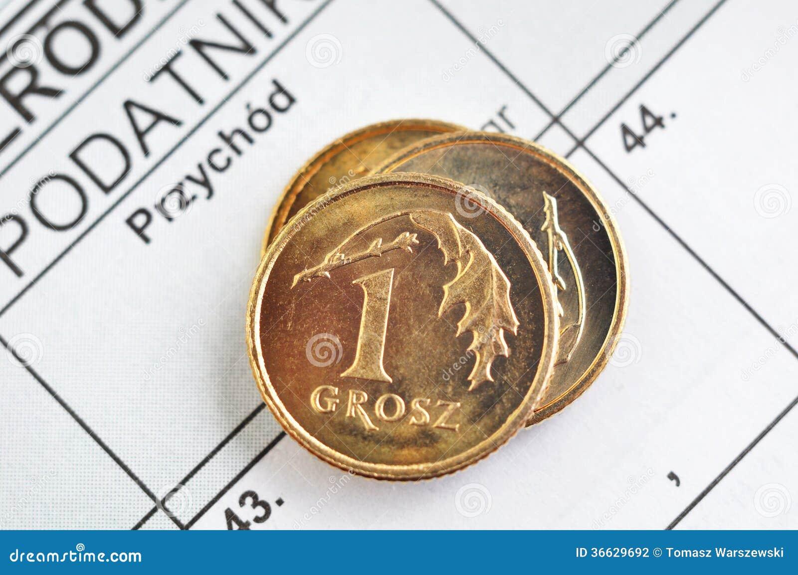 Impuesto sobre la renta polaco