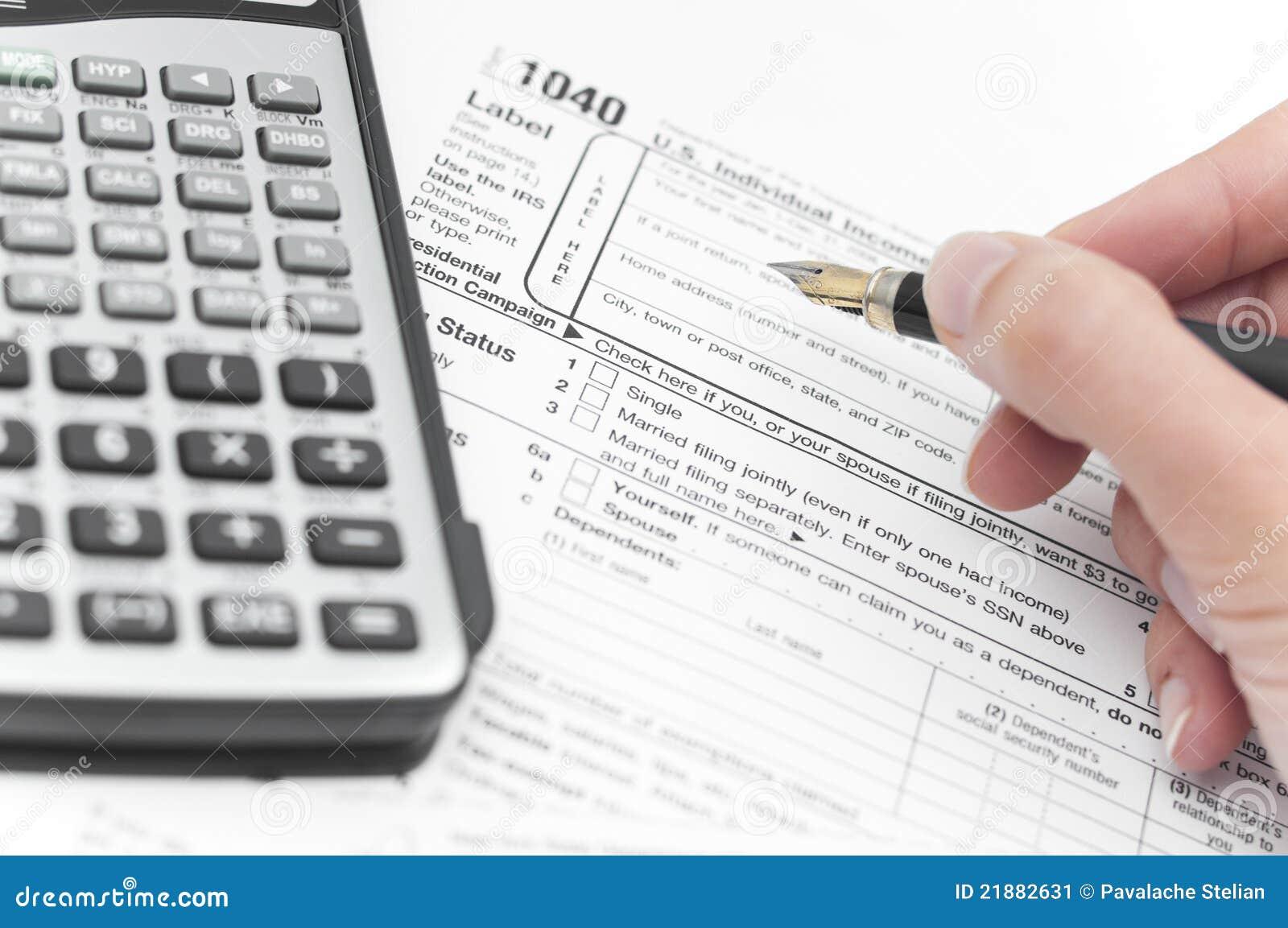 Impuestos de las estadísticas