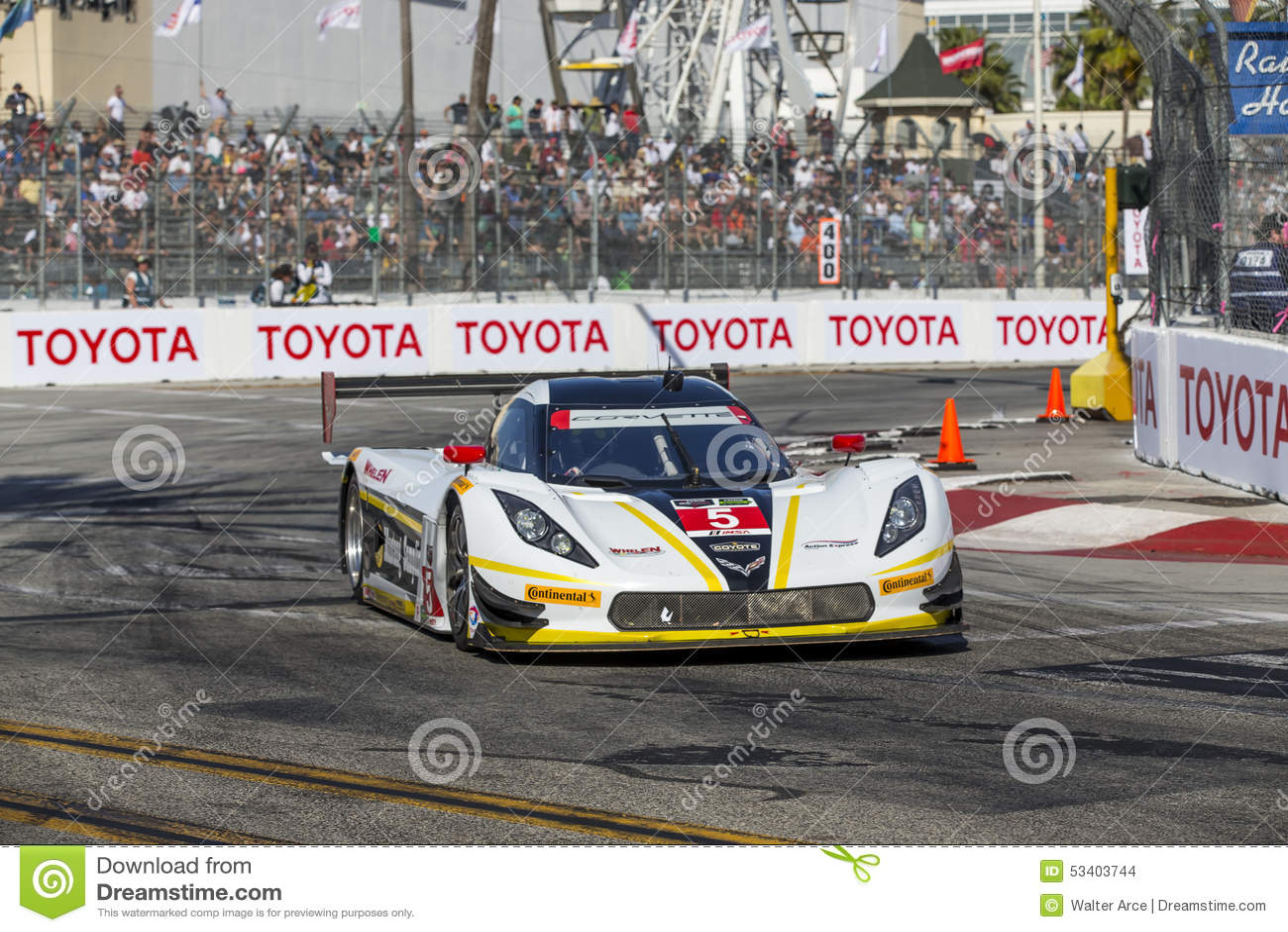 Patron Sports Car Showcase