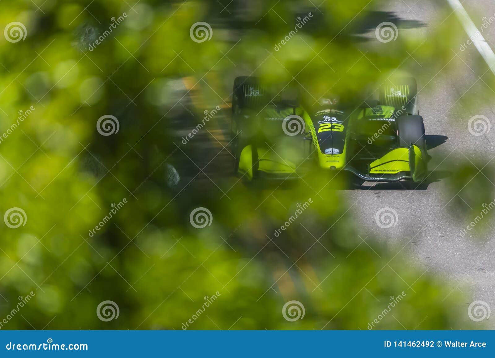 IMSA: 08 maart Firestone Grand Prix van St. Petersburg