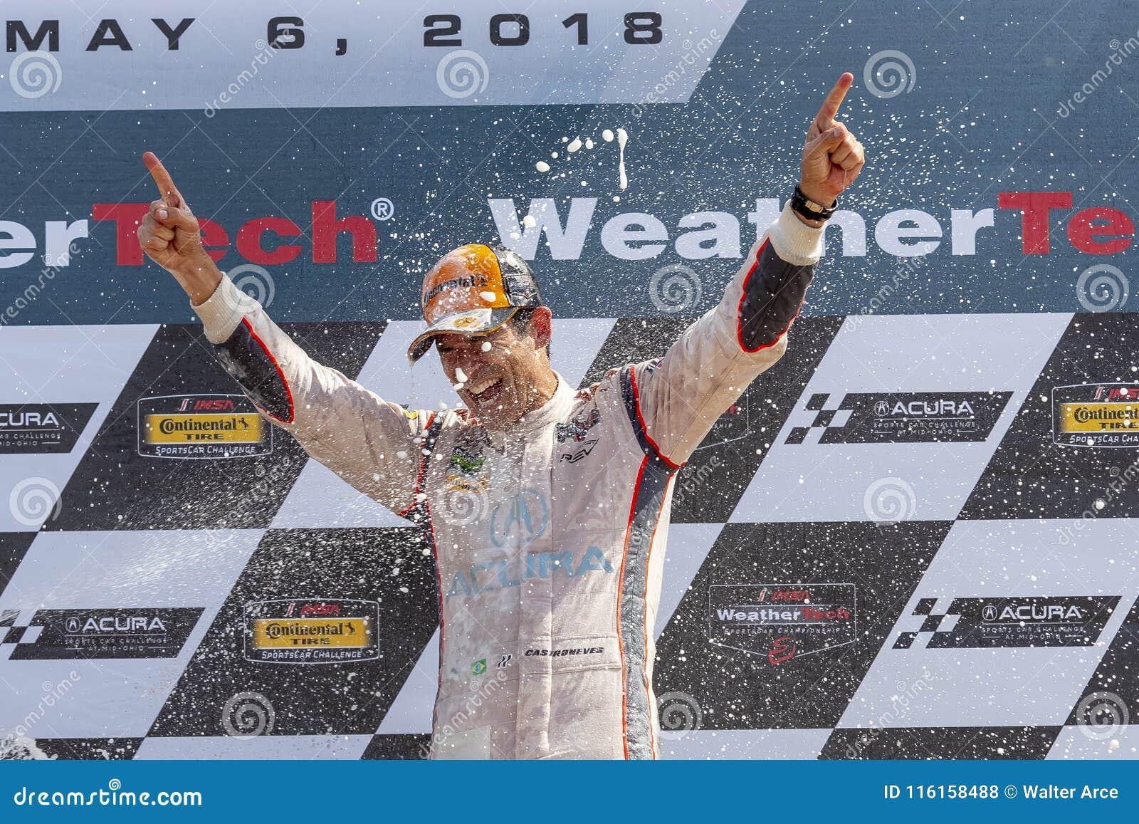 Download IMSA: May 06 Acura Sports Car Challenge Editorial Stock Photo    Image Of Ohio