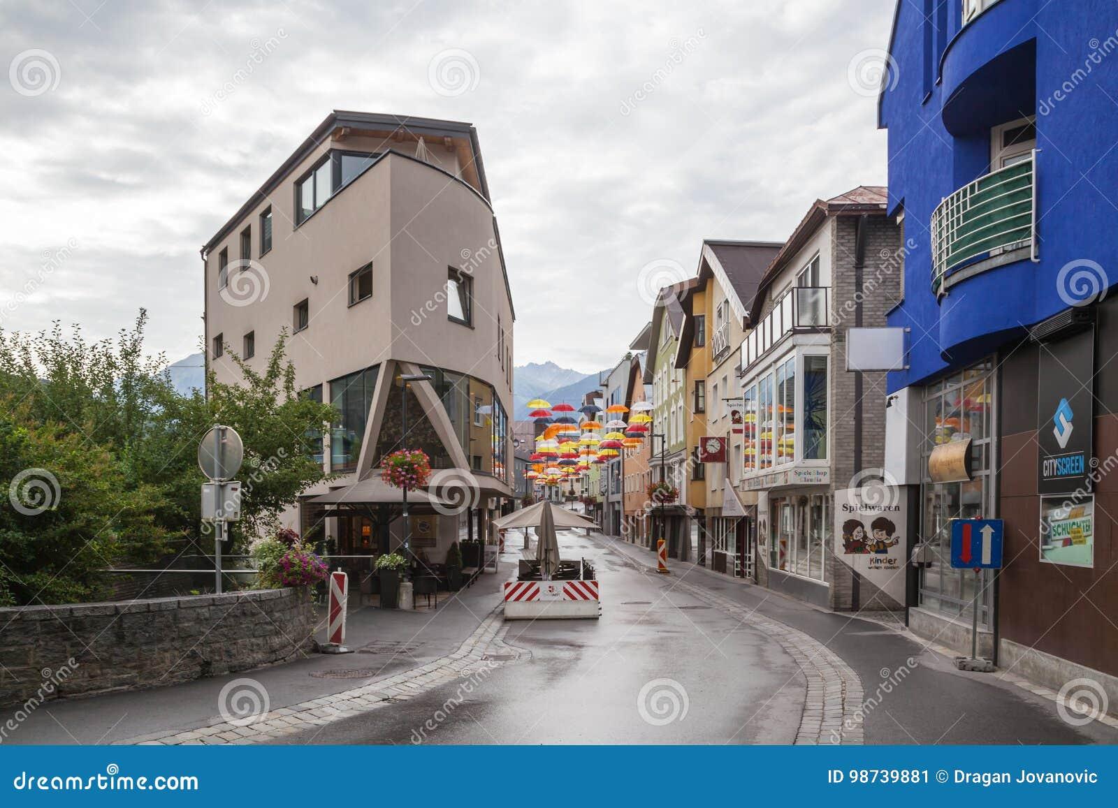 Imst w Tyrol