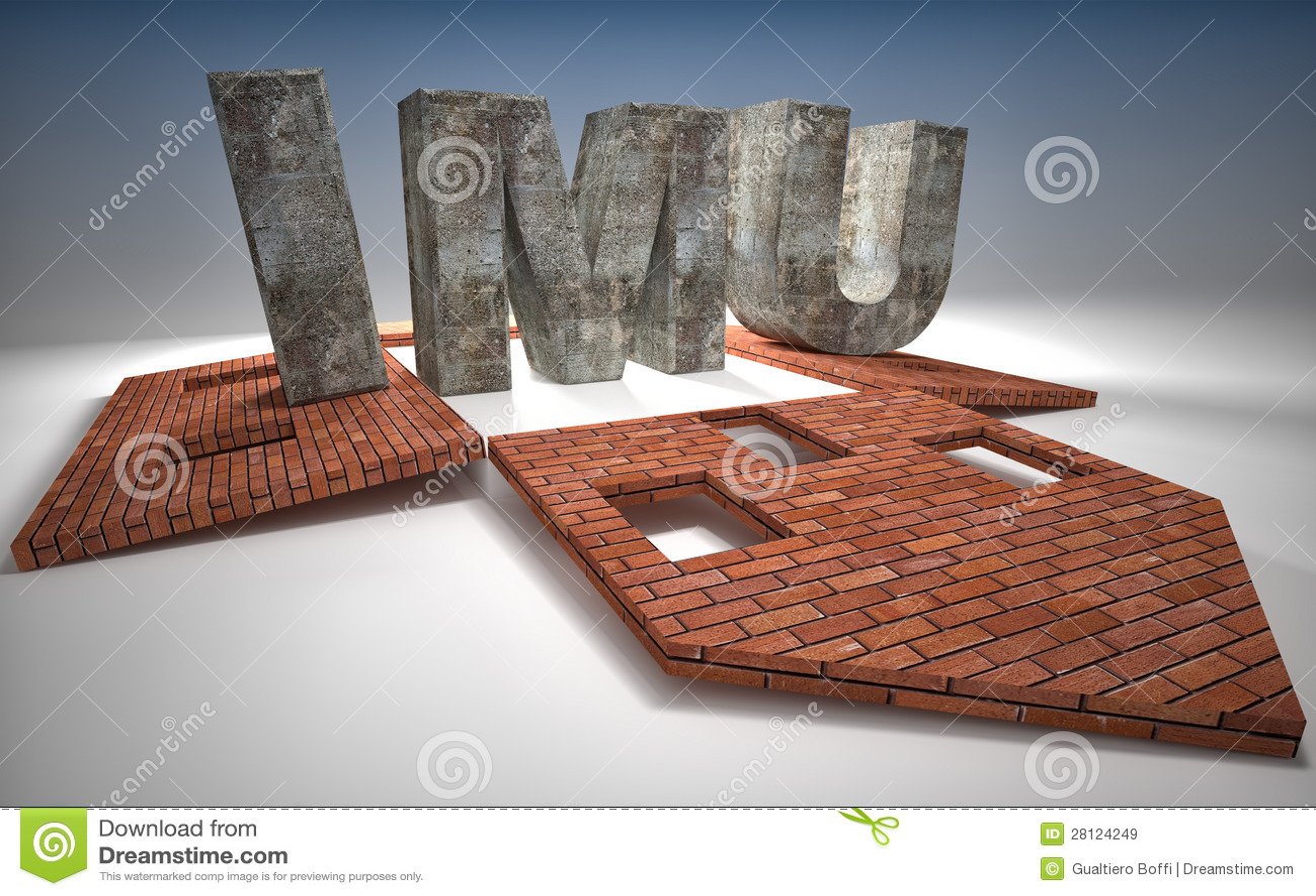 Imu tax royalty free stock photography - Calcolo imu box seconda casa ...