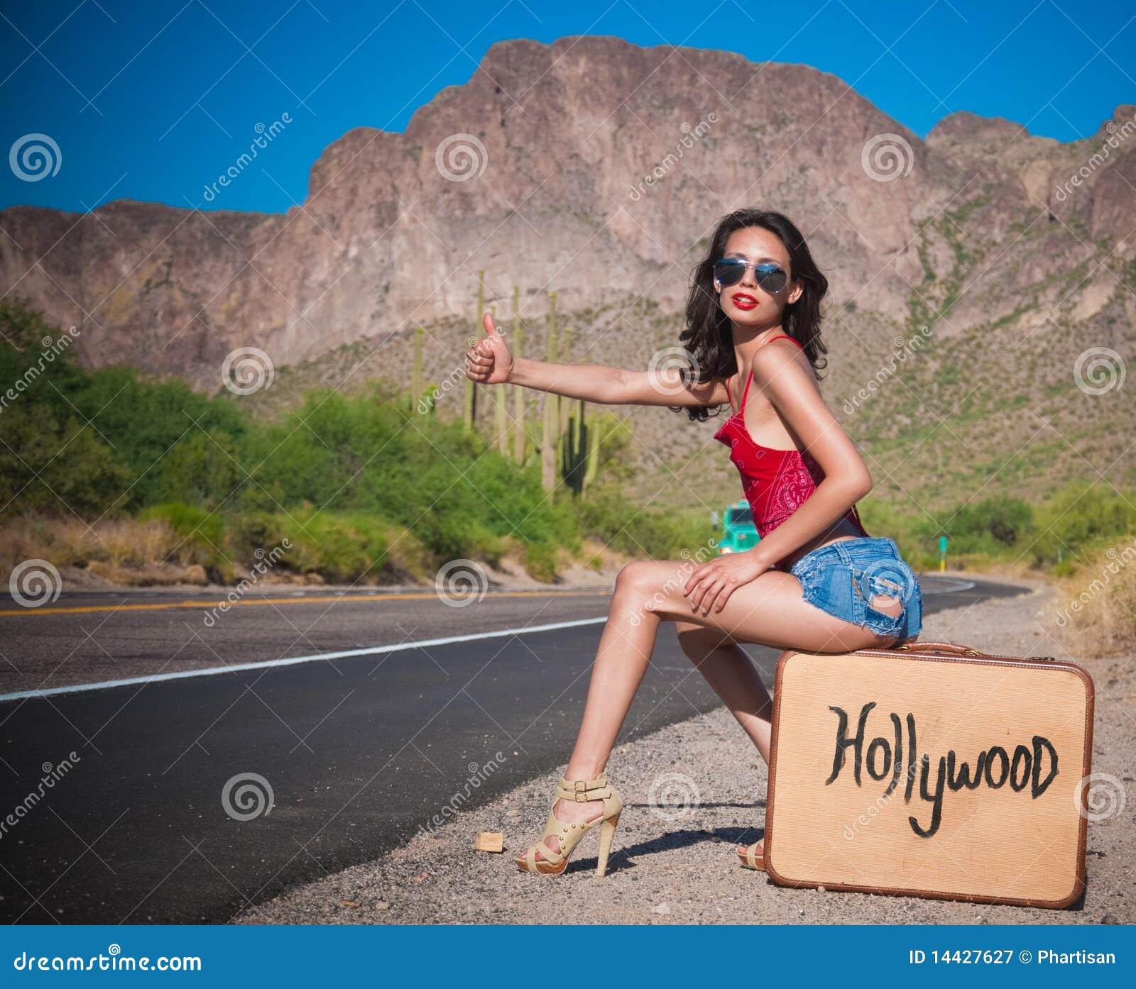 Inbundna hollywood