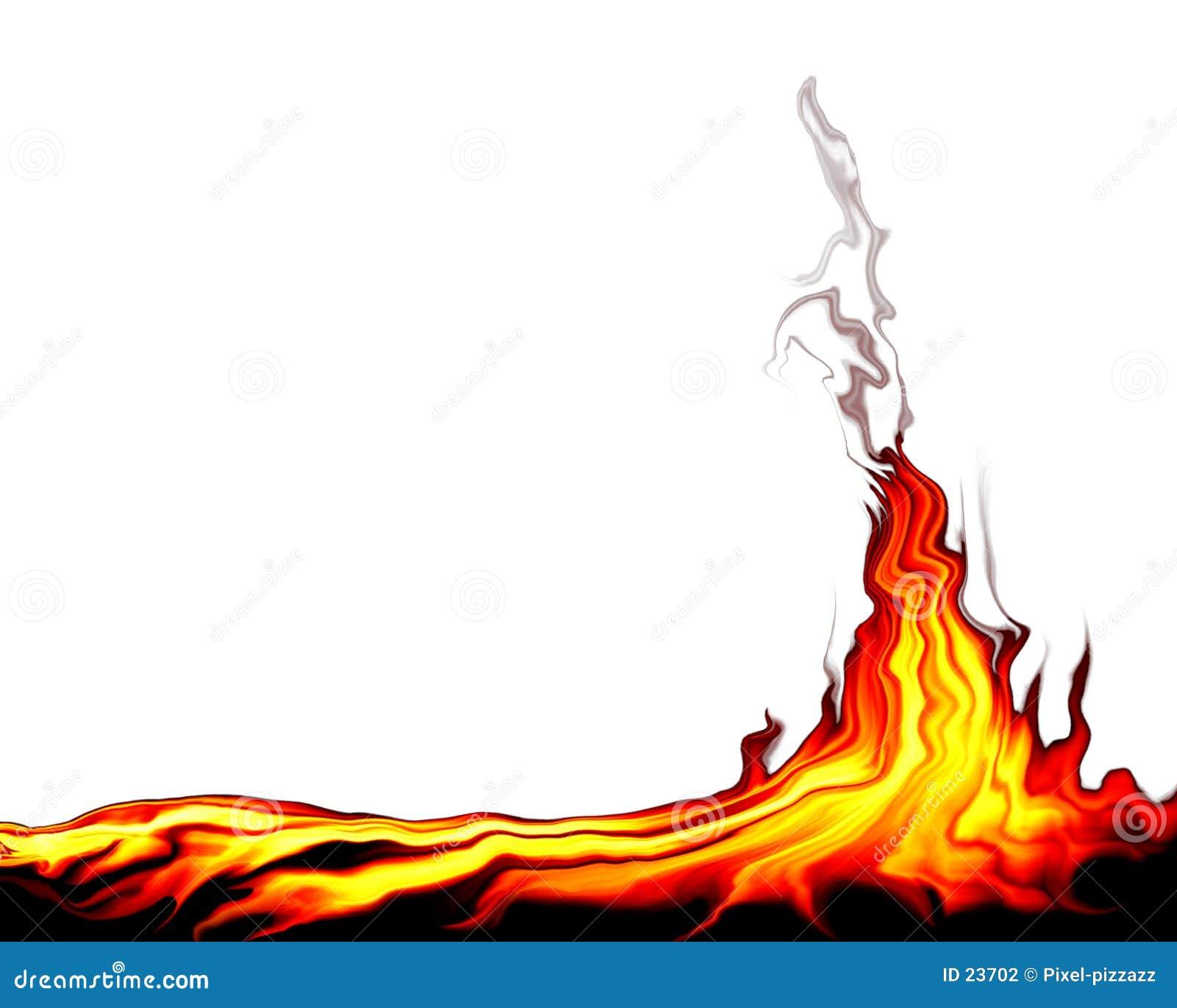 Incêndio selvagem