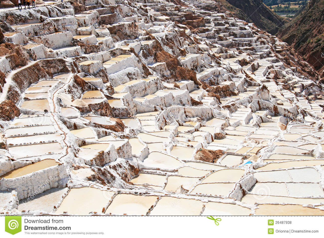 Incan Agriculture in the Sacred Valley of Cuzco, Peru | Pisac ...