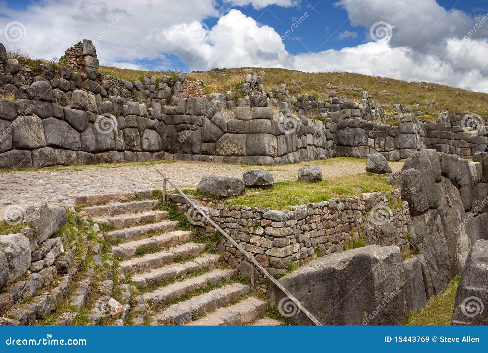 Incaperu sacsayhuaman stonework