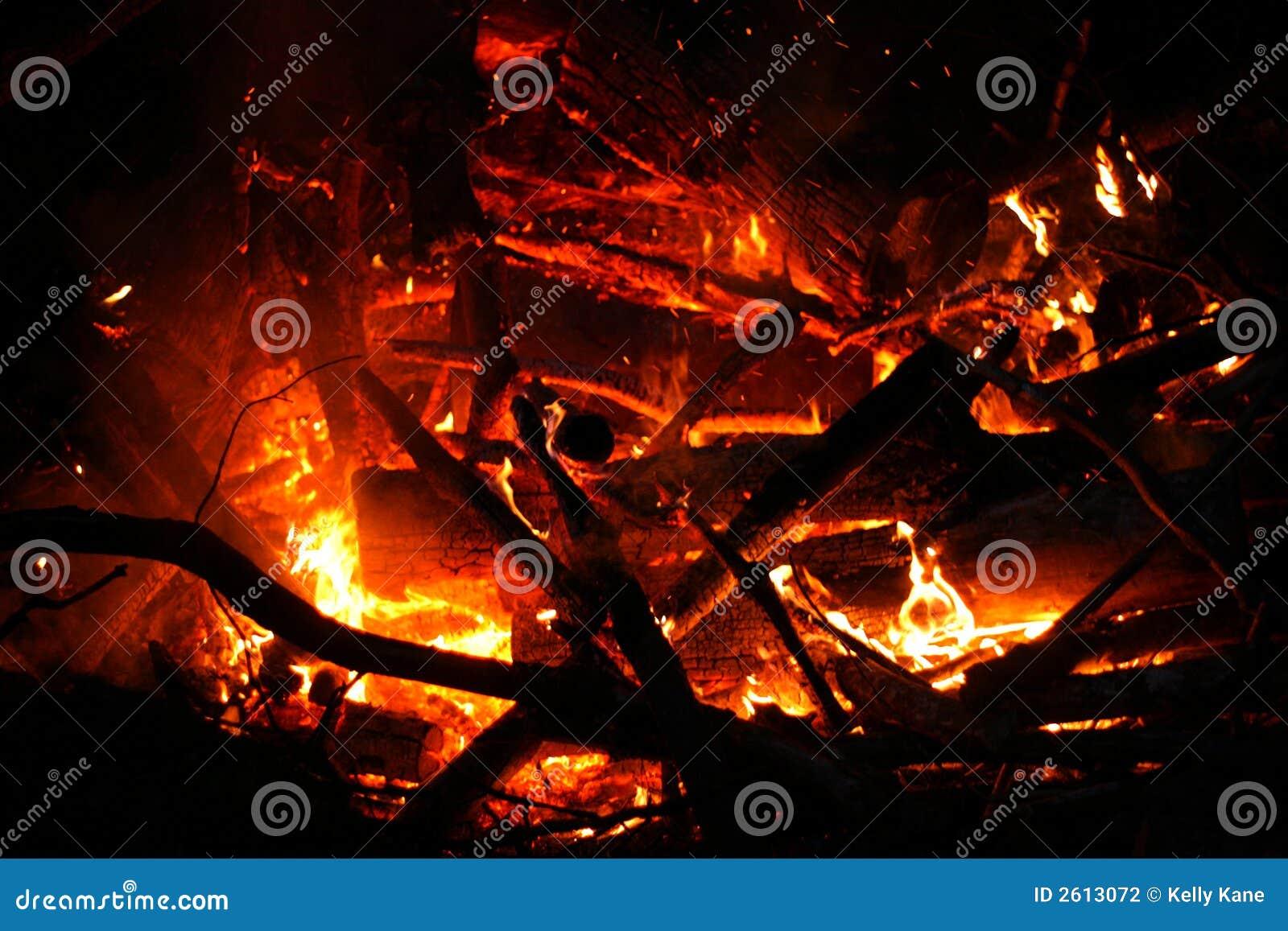Incendie de panne
