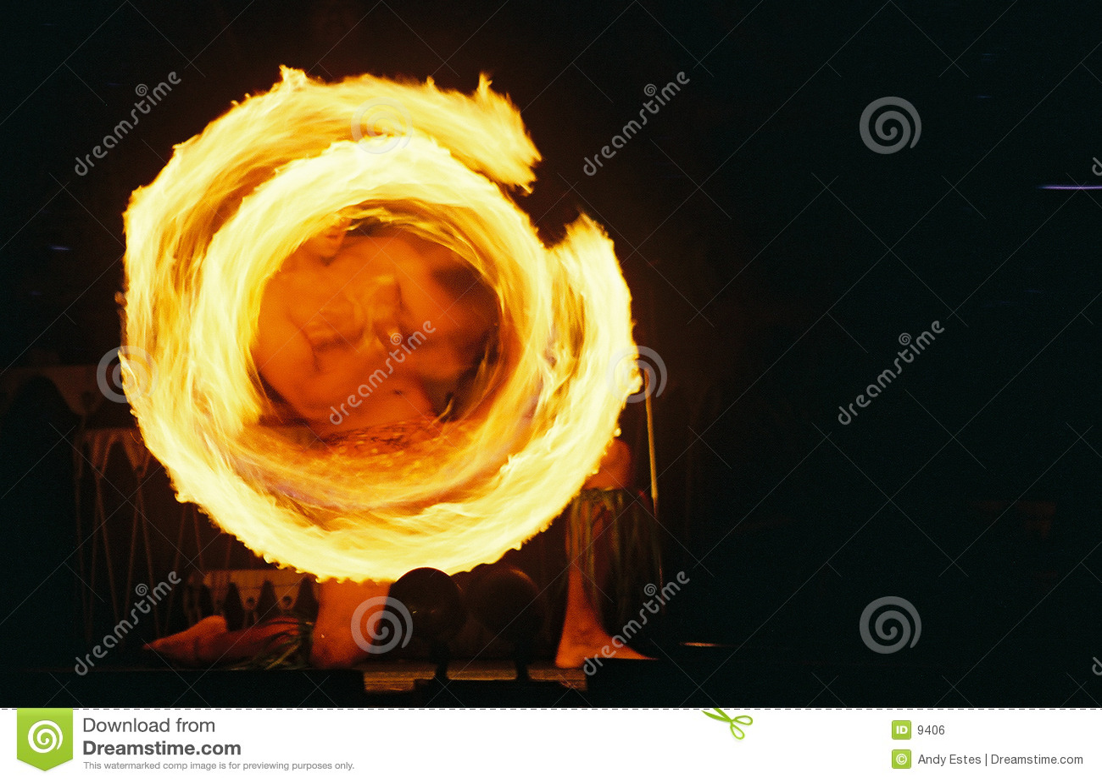 Incendie hawaïen II