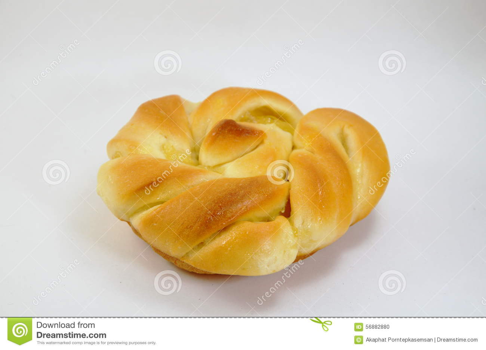 Inceppamento di riempimento dell ananas del panino