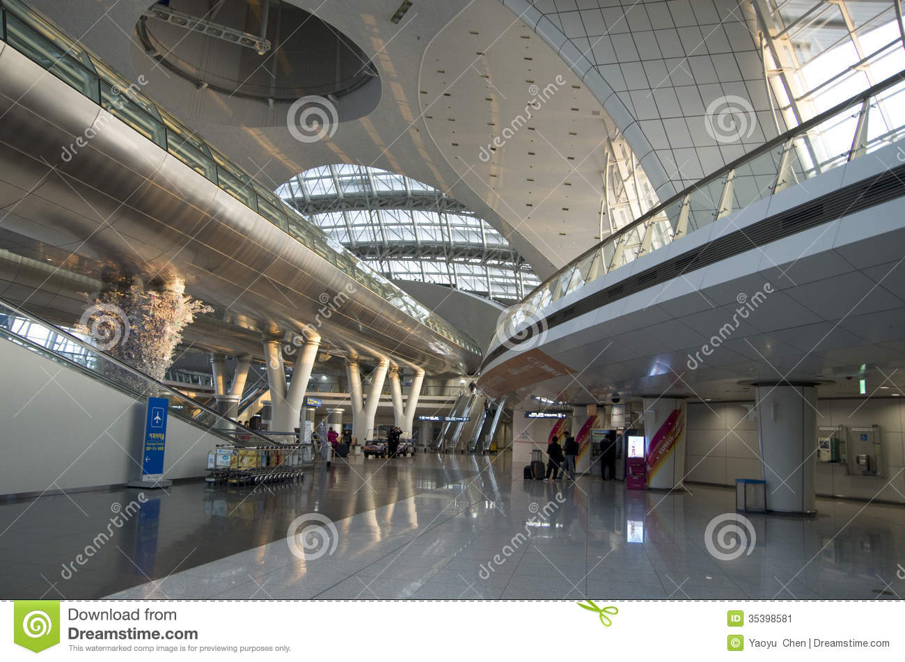 south korea airport 2 - photo #35