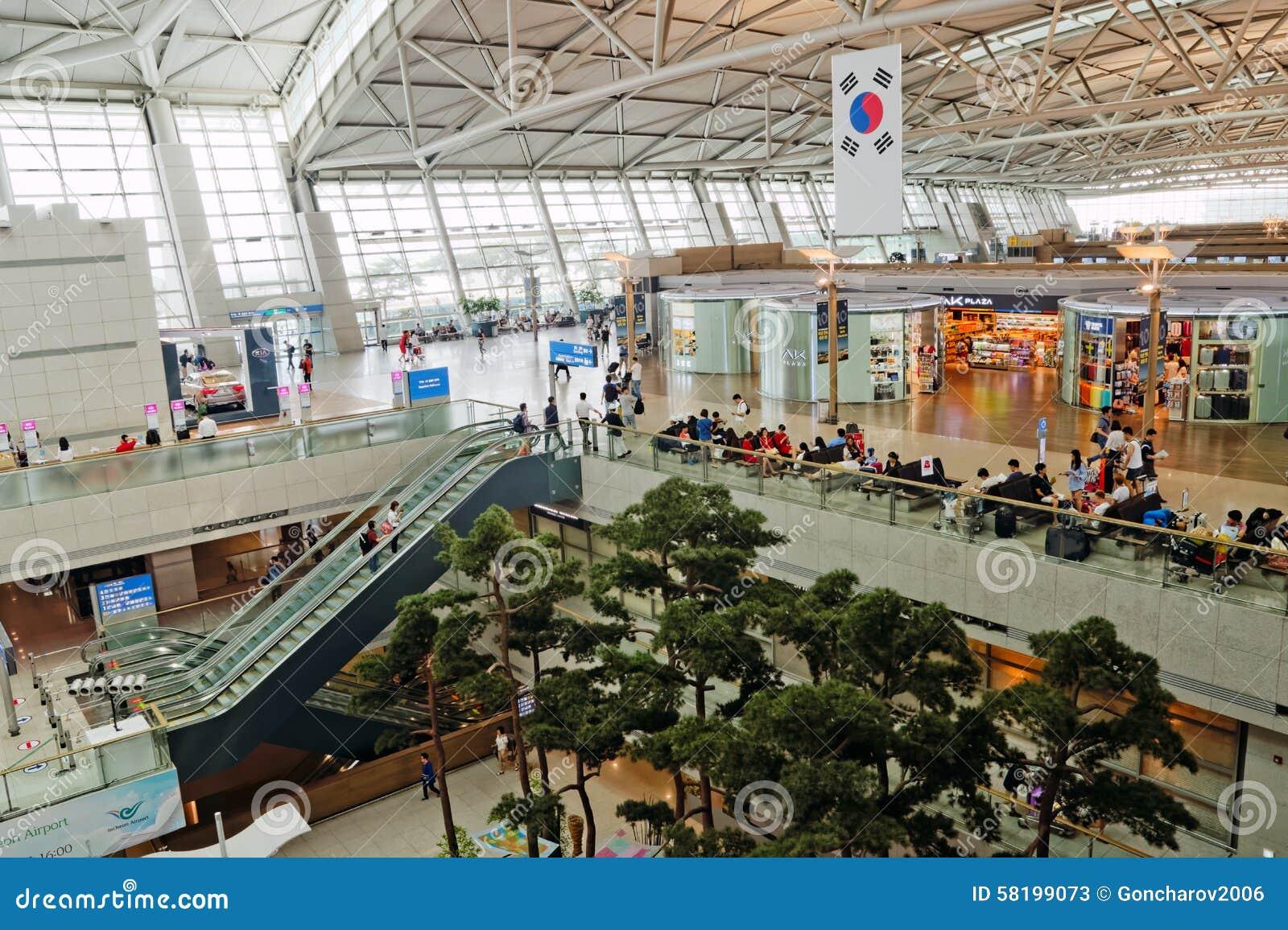 south korea airport 2 - photo #39