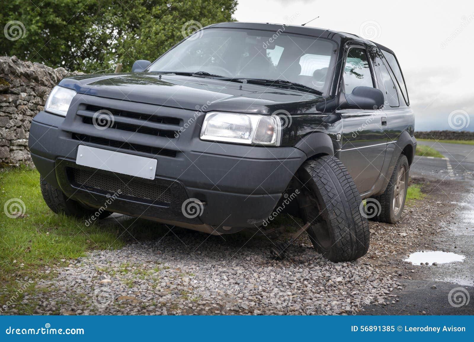 Incidente del veicolo