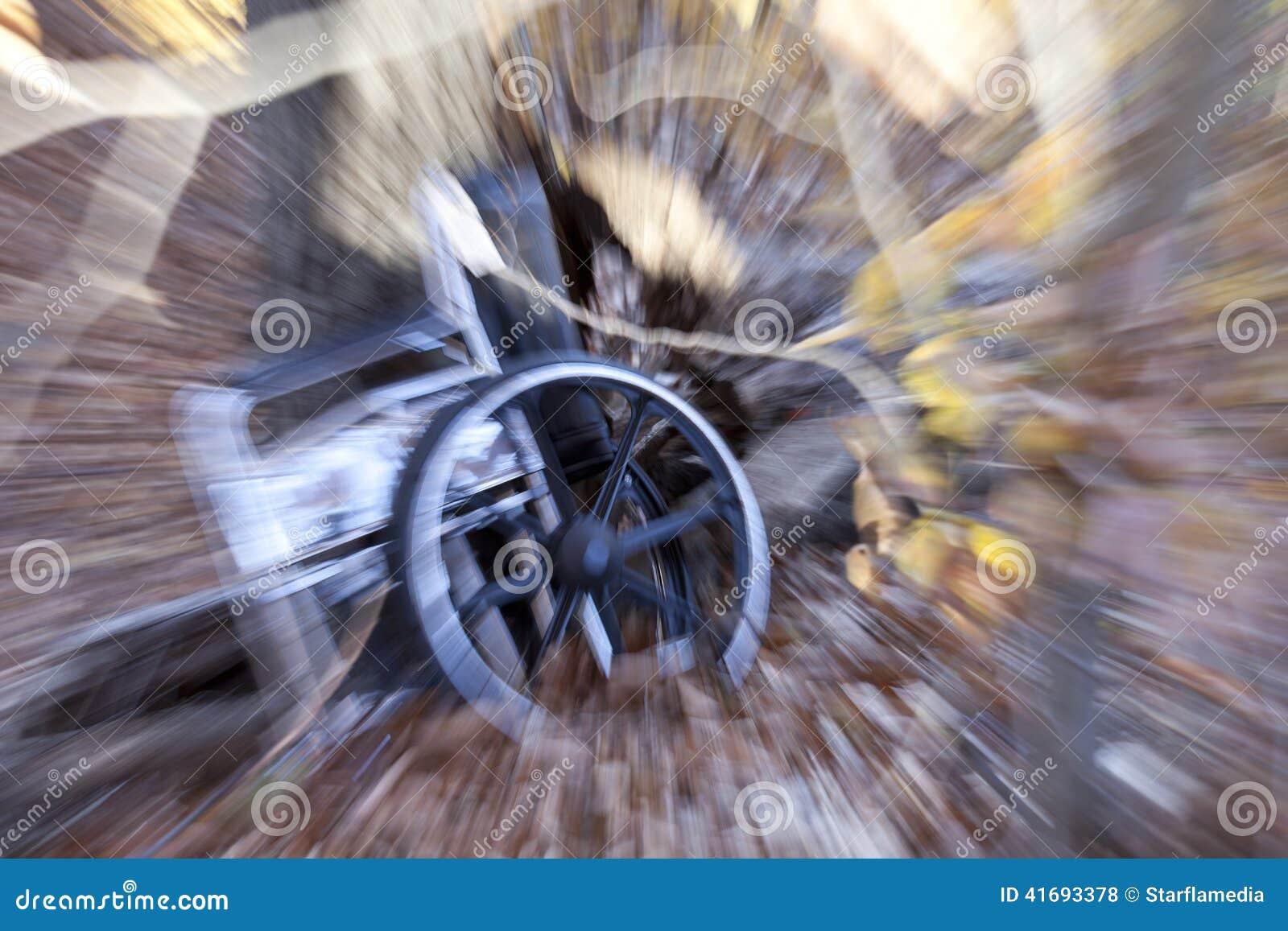 Incidente della sedia a rotelle