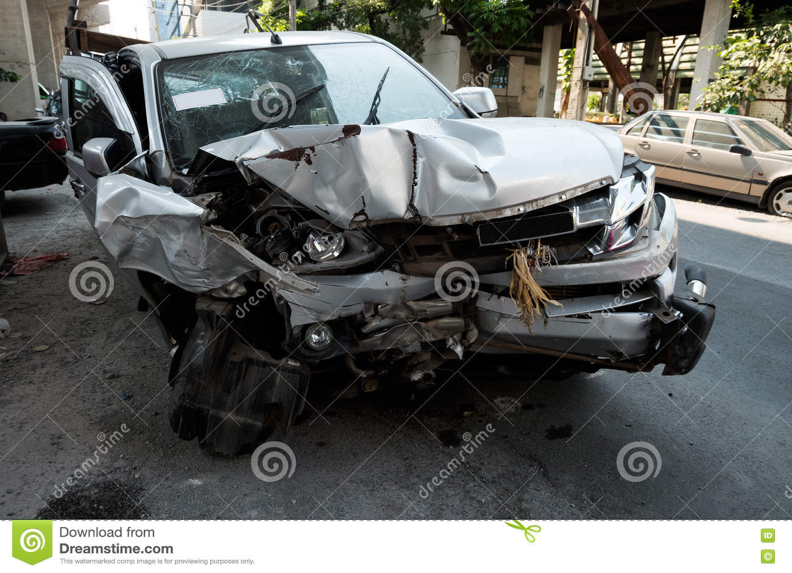 Incidente stradale in Asia, Tailandia