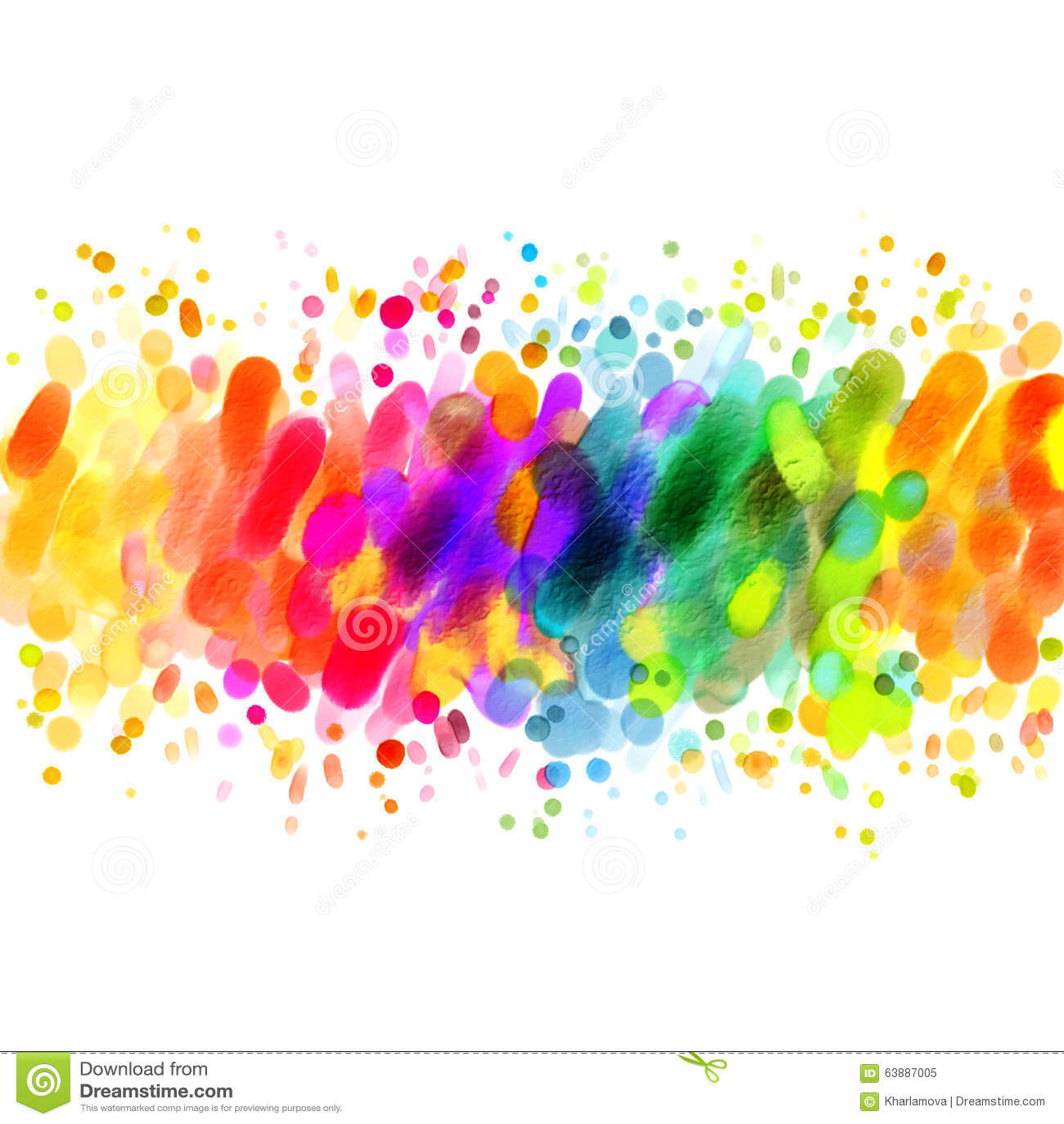Inclinação do arco-íris