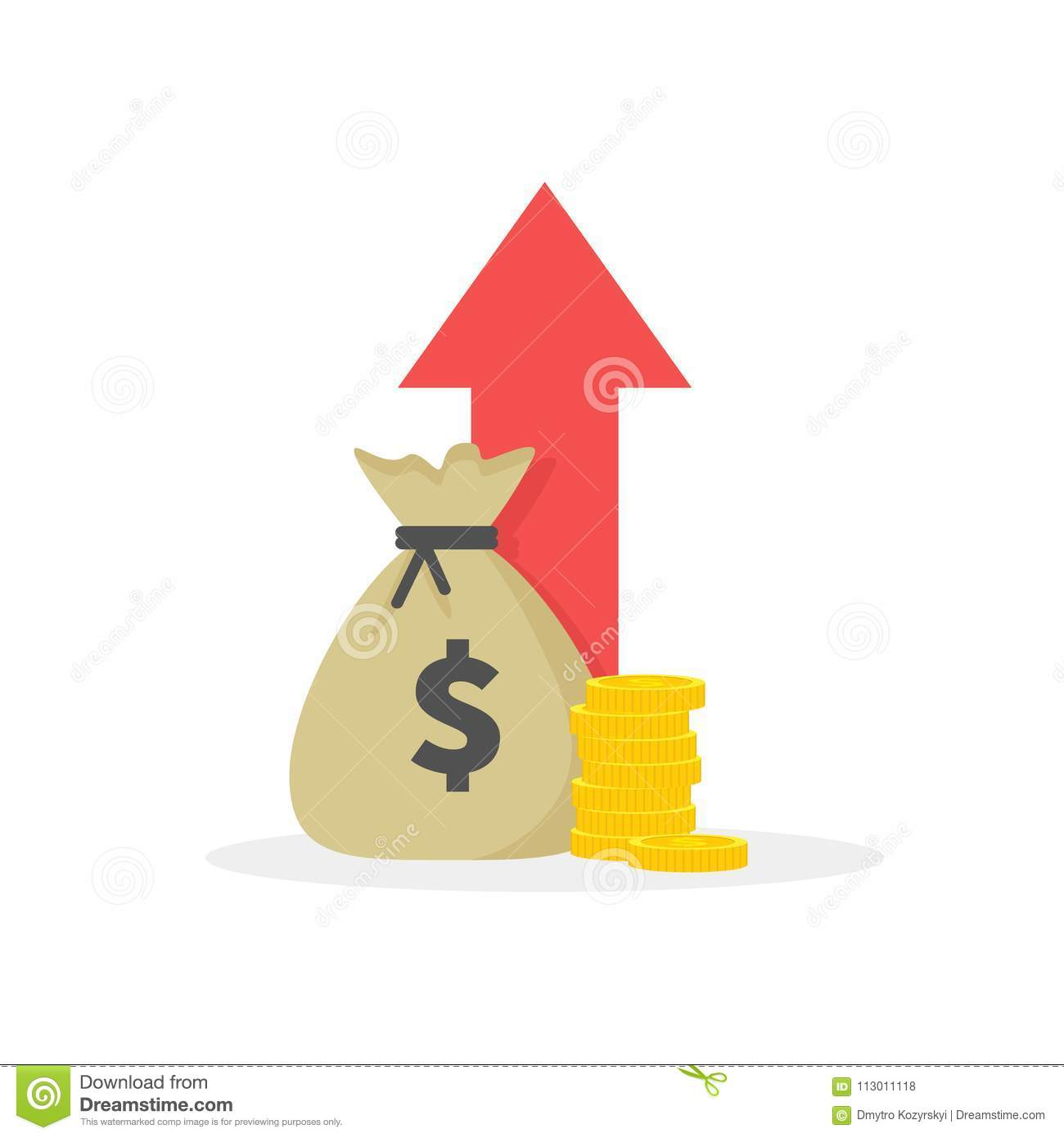 Income Increase Strategy Financial High Return On Investment Fund